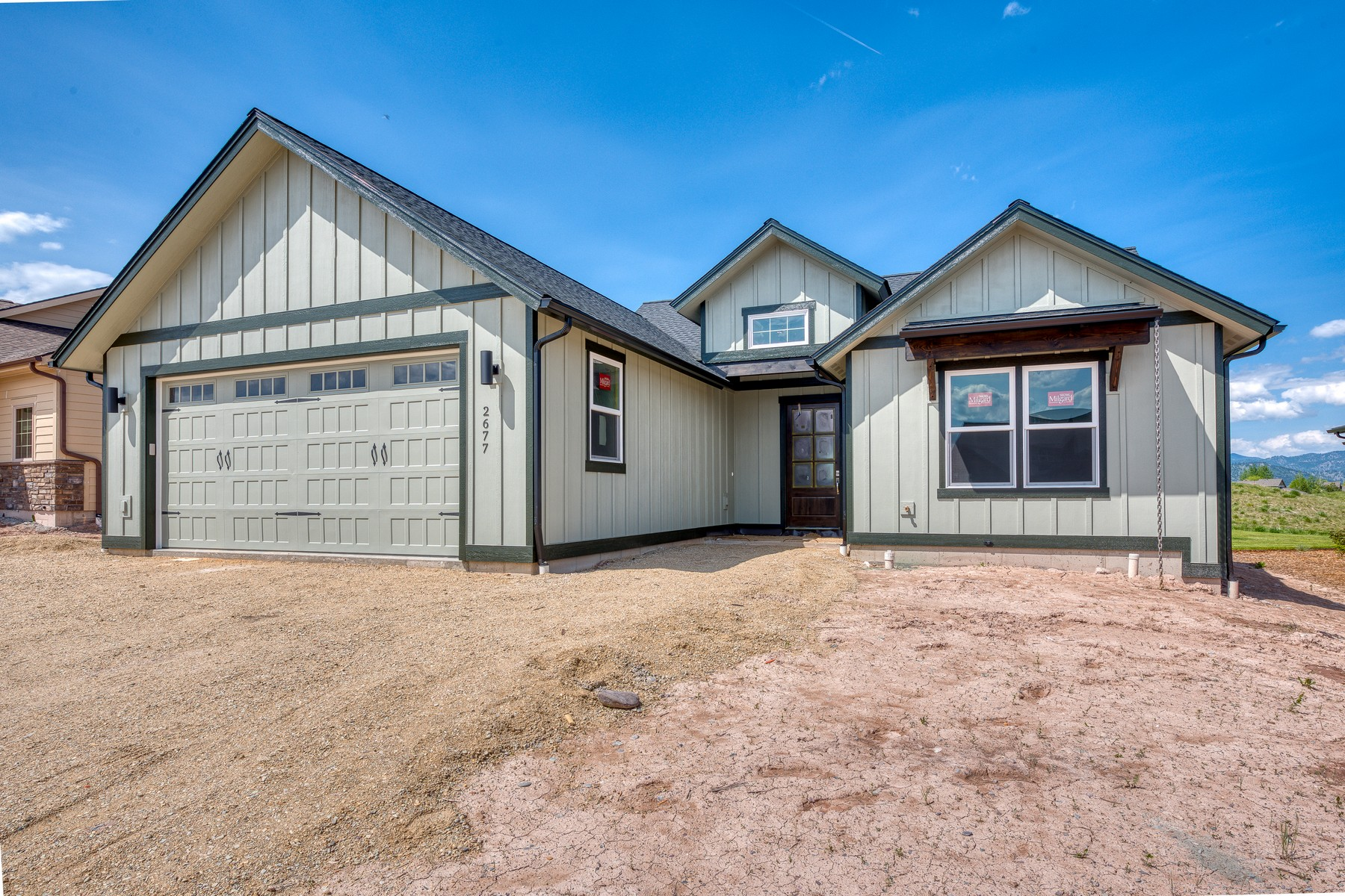 Single Family Homes for Sale at 2677 Bunkhouse Place Missoula, Montana 59808 United States
