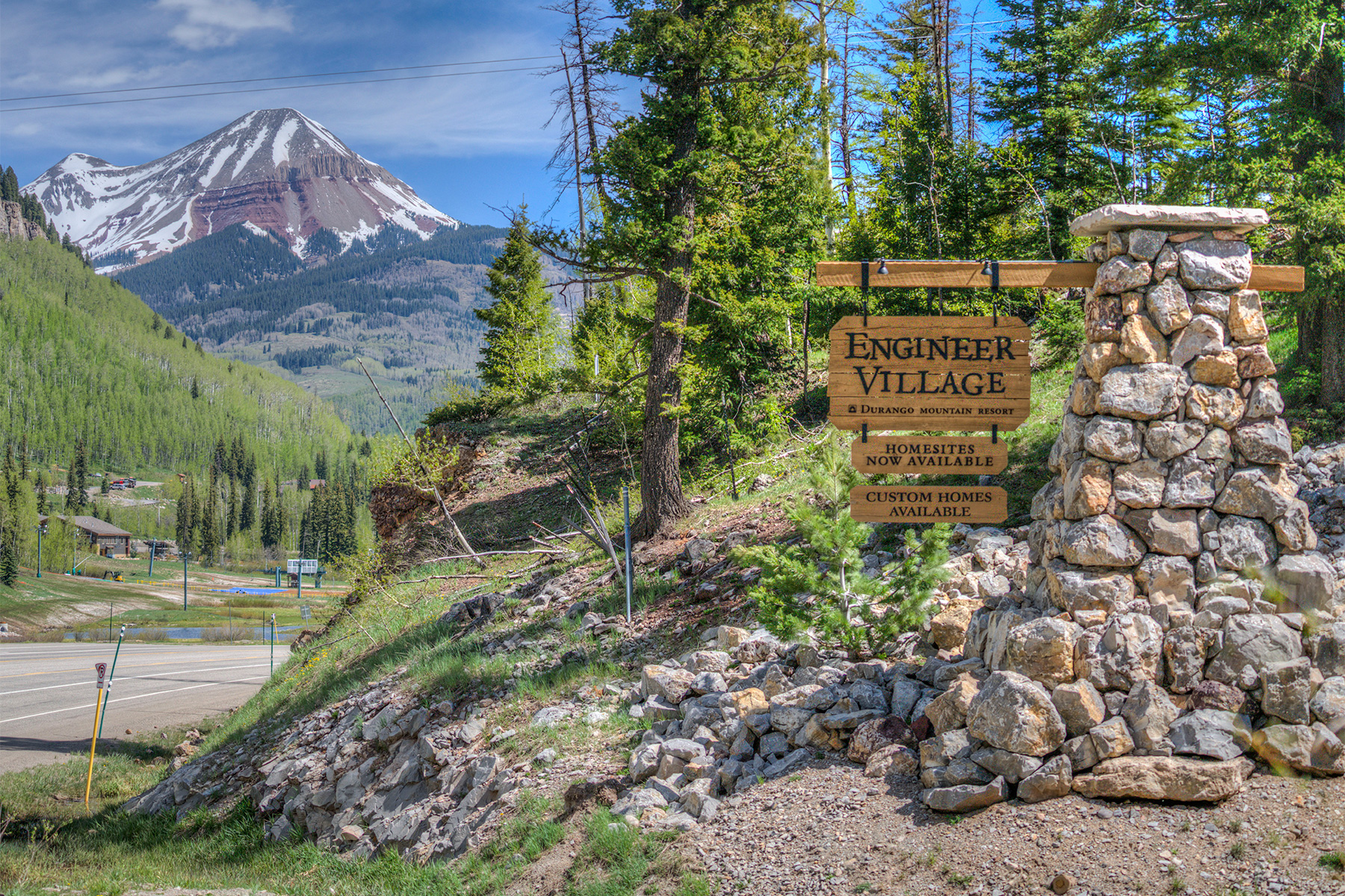 Land for Sale at 152 Snowden 152 Snowden Durango, Colorado 81301 United States