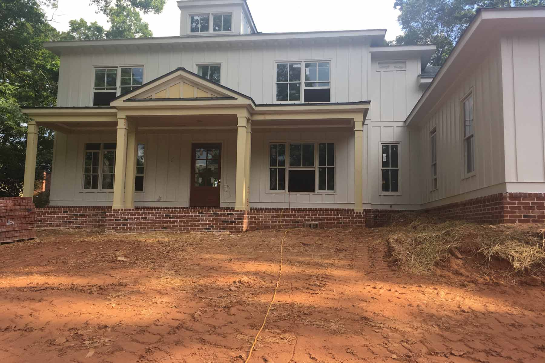 Single Family Home for Active at New Construction 375 Highbrook Drive Sandy Springs, Georgia 30342 United States