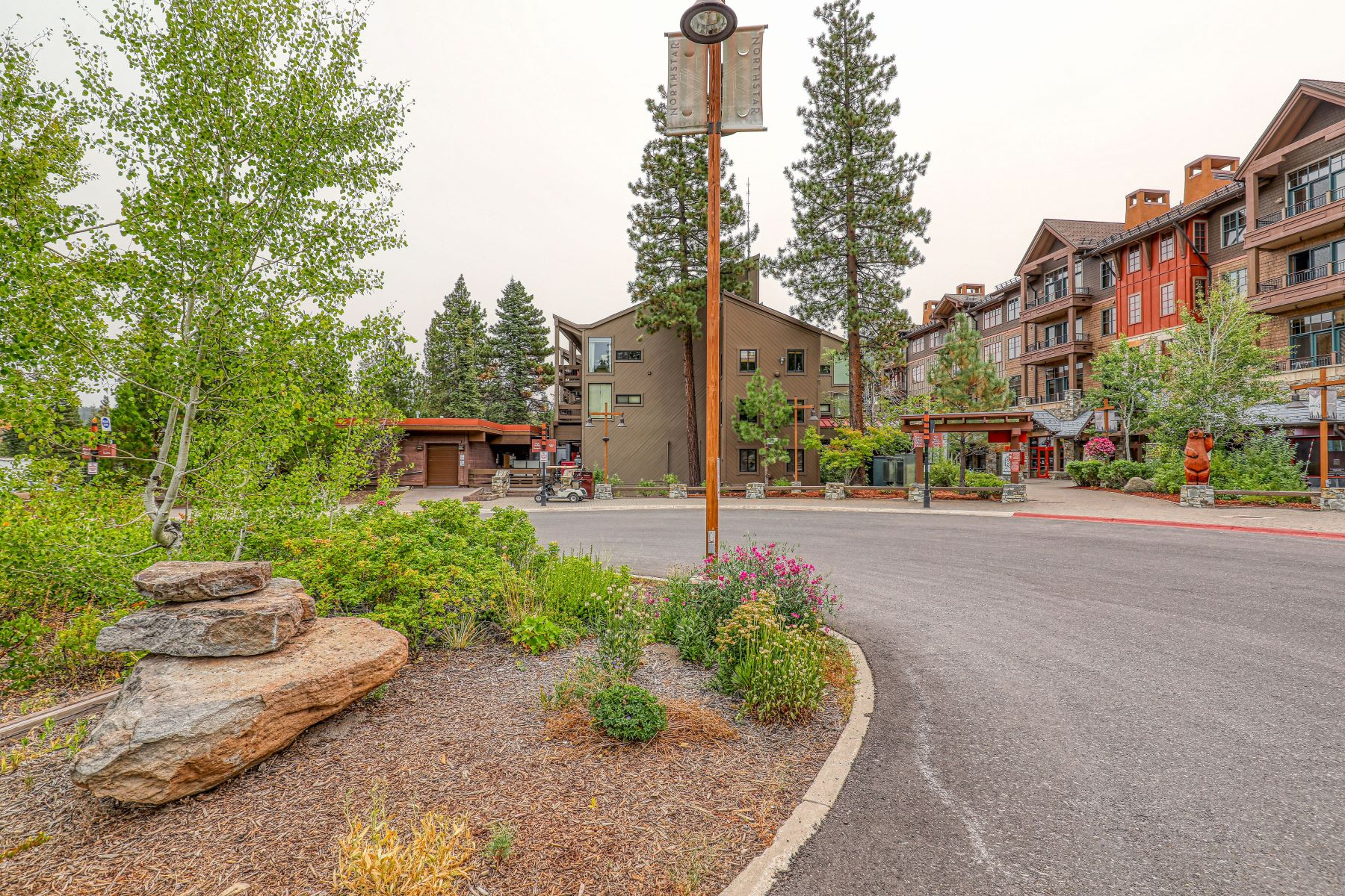 Condominiums for Active at Fantastic Northstar Village Condo 2000 North Village Drive #301 Truckee, California 96161 United States
