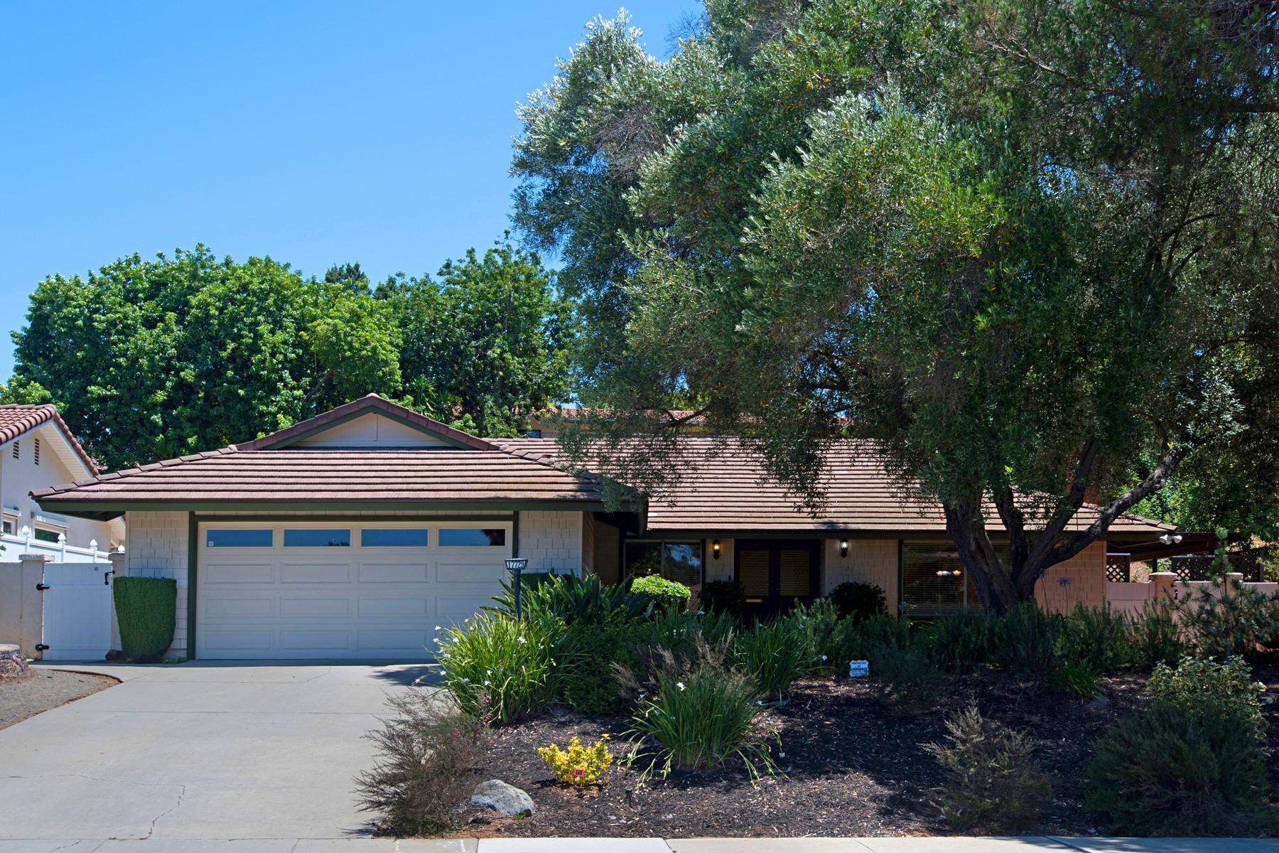 獨棟家庭住宅 為 出售 在 The Greens 17729 Sintonte Drive San Diego, 加利福尼亞州, 92128 美國