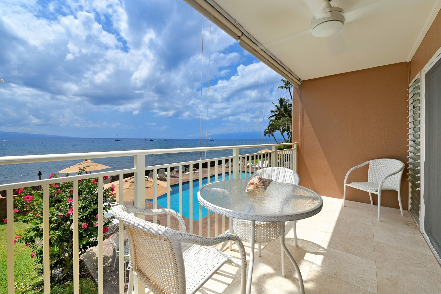 Condominium for Sale at Oceanfront Treasure in Lahaina Town 1403 Front Street, Lahaina Roads 205 Lahaina, Hawaii 96761 United States