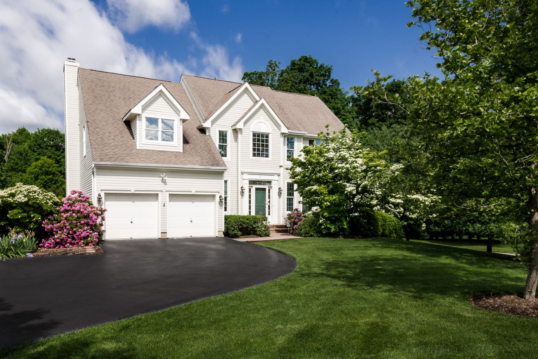 Lifestyle And Convenience In Cherry Valley 2 Eagle Creek Court, Skillman, New Jersey 08558 United States