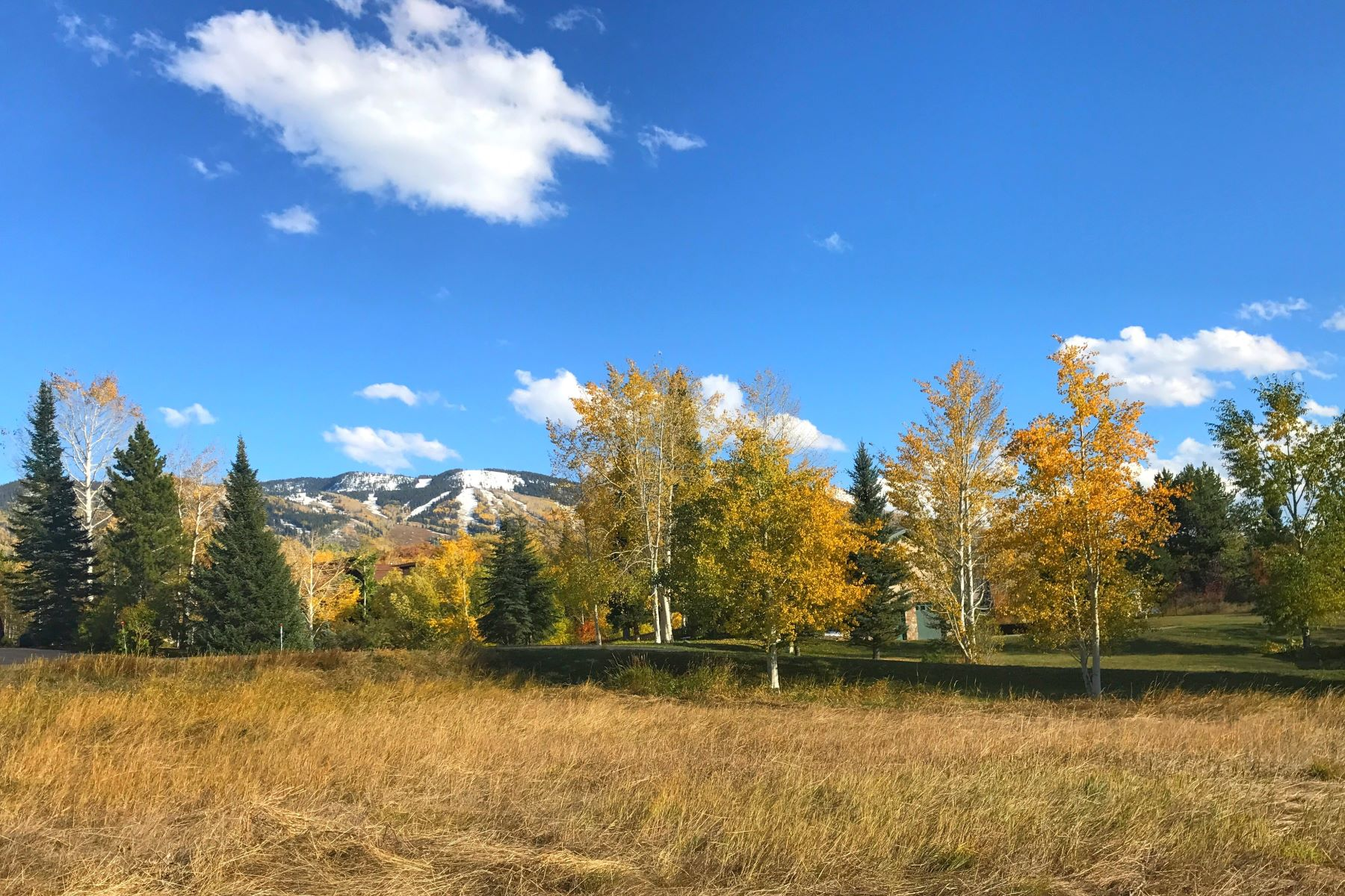 Land for Sale at Residential Lot with Ski Area Views 35 Highland Circle Steamboat Springs, Colorado 80487 United States