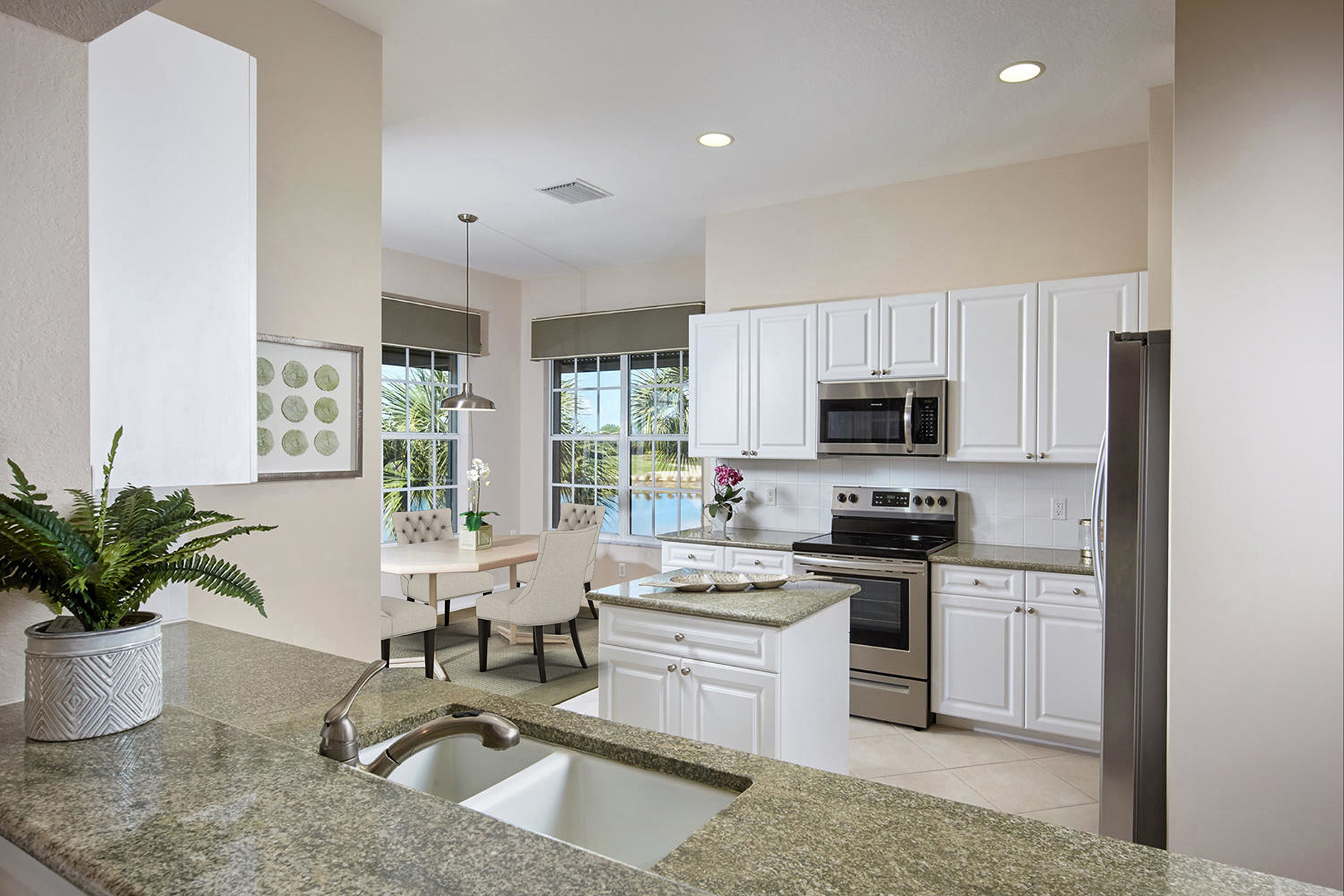 Condominiums için Satış at SHADOW WOOD AT THE BROOKS - INDIGO ISLE 9301 Indigo Isle Court , 202, Estero, Florida 34135 Amerika Birleşik Devletleri