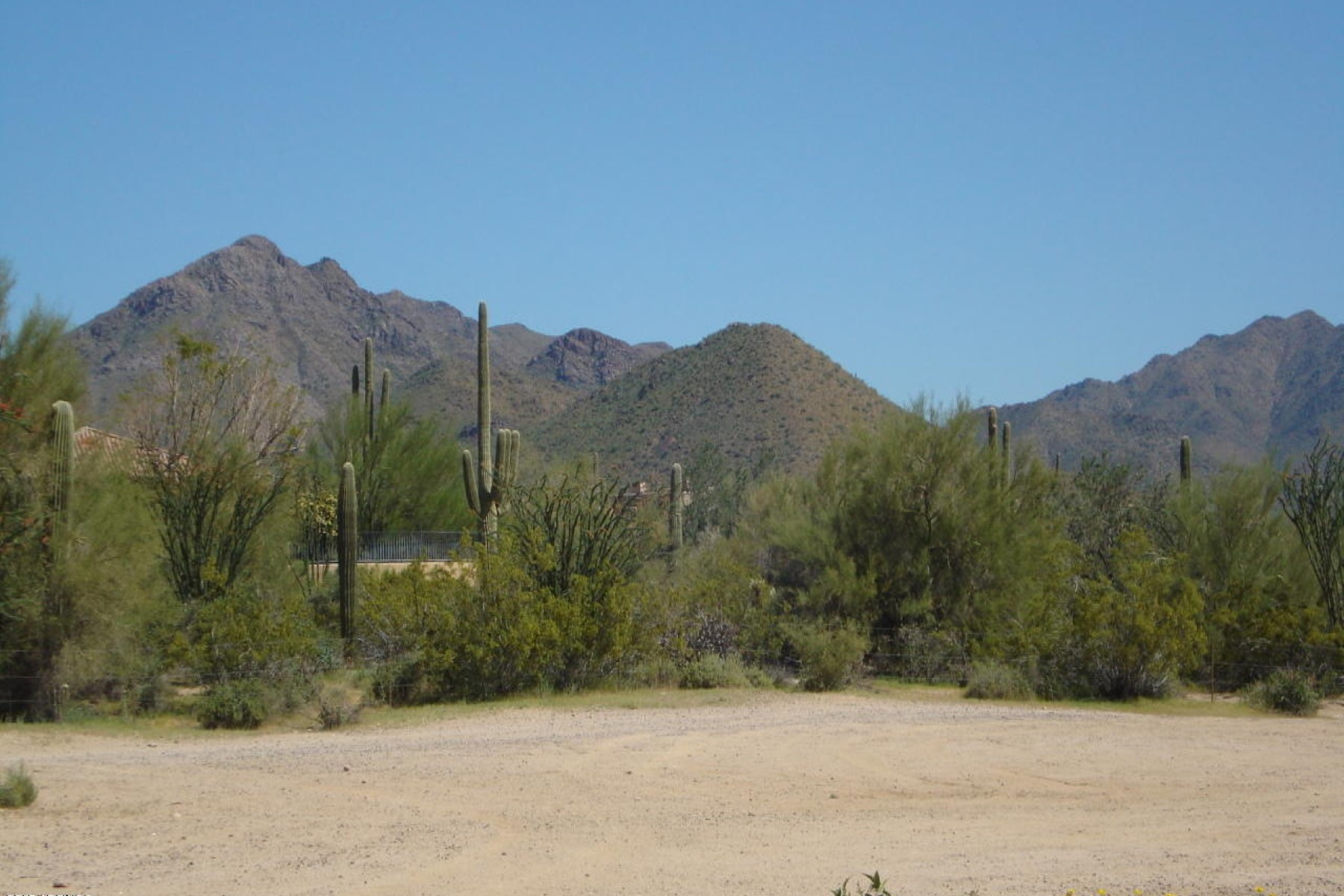 sales property at 5 Acre Estate Lot in the heart of Pinnacle Peak