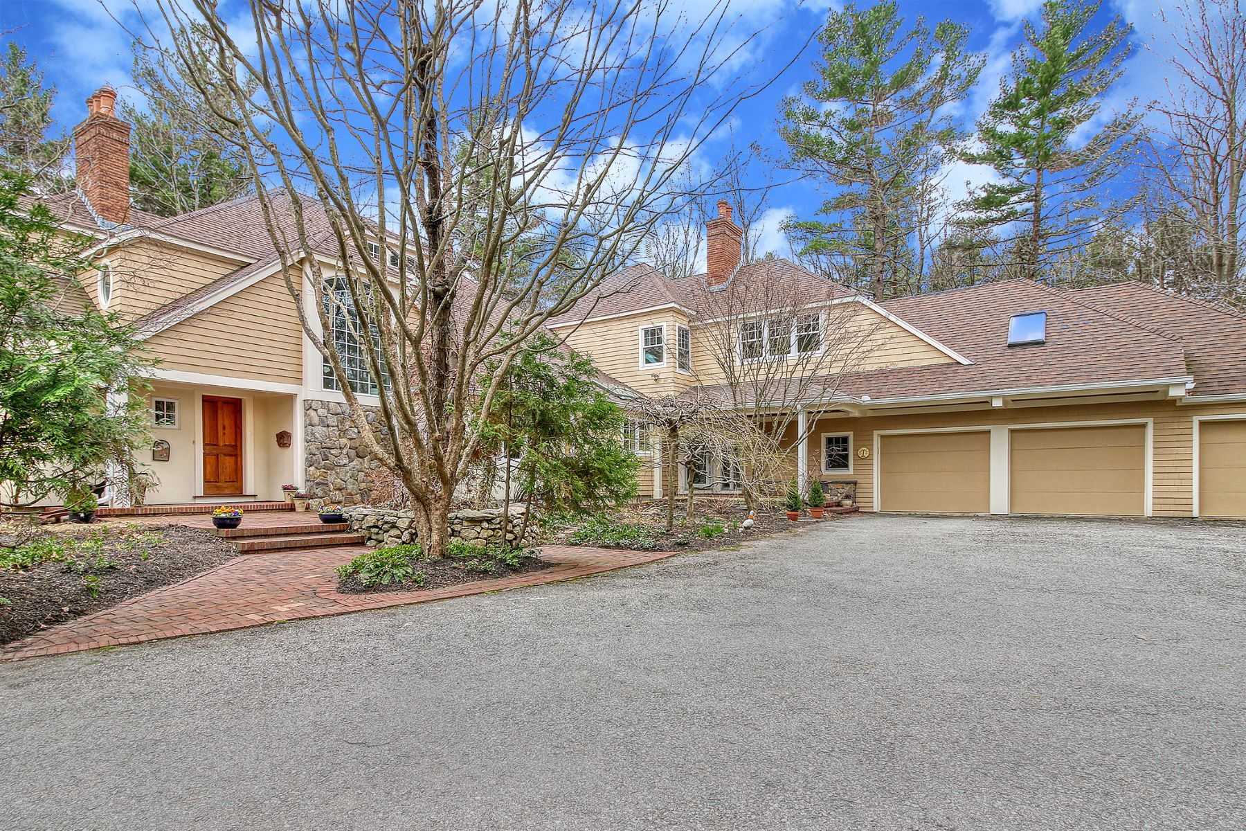 Single Family Home for Active at 146 Sandy Pond Road, Lincoln 146 Sandy Pond Rd Lincoln, Massachusetts 01773 United States