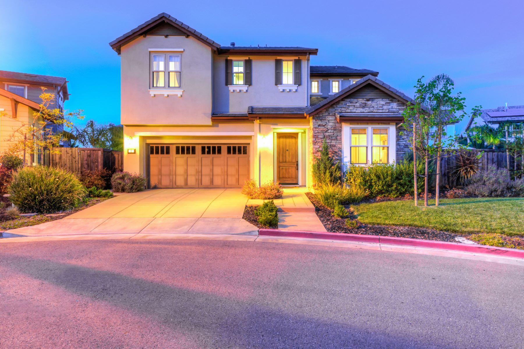Einfamilienhaus für Verkauf beim Hamilton Stunner with Backyard Oasis 12 Avocet Court Novato, Kalifornien, 94949 Vereinigte Staaten