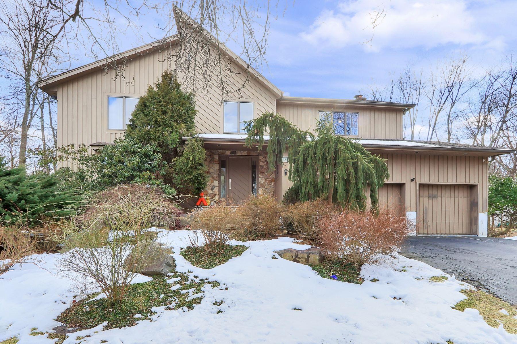 Enfamiljshus för Försäljning vid Location! 6 Heaton Court, Closter, New Jersey 07624 Förenta staterna