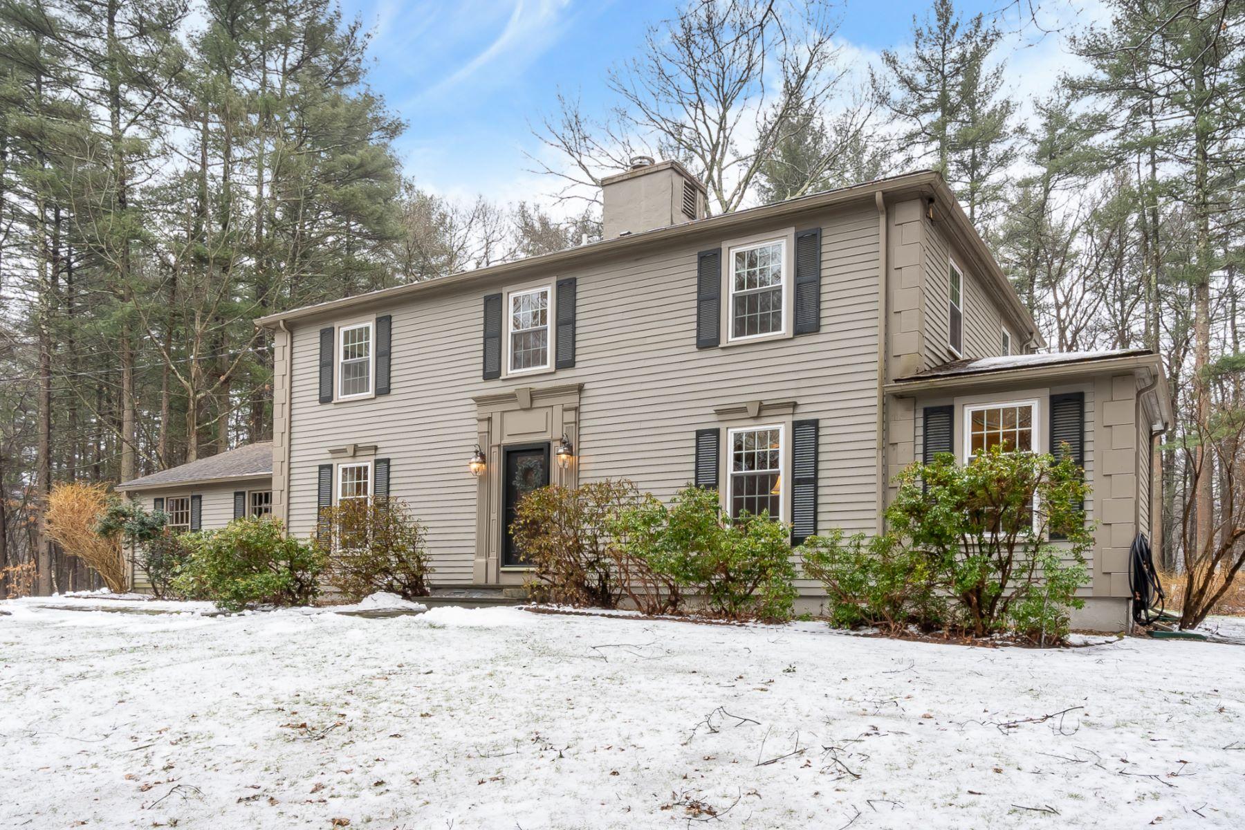 Single Family Homes por un Venta en 122 Newtown Rd. Acton, Massachusetts 01720 Estados Unidos