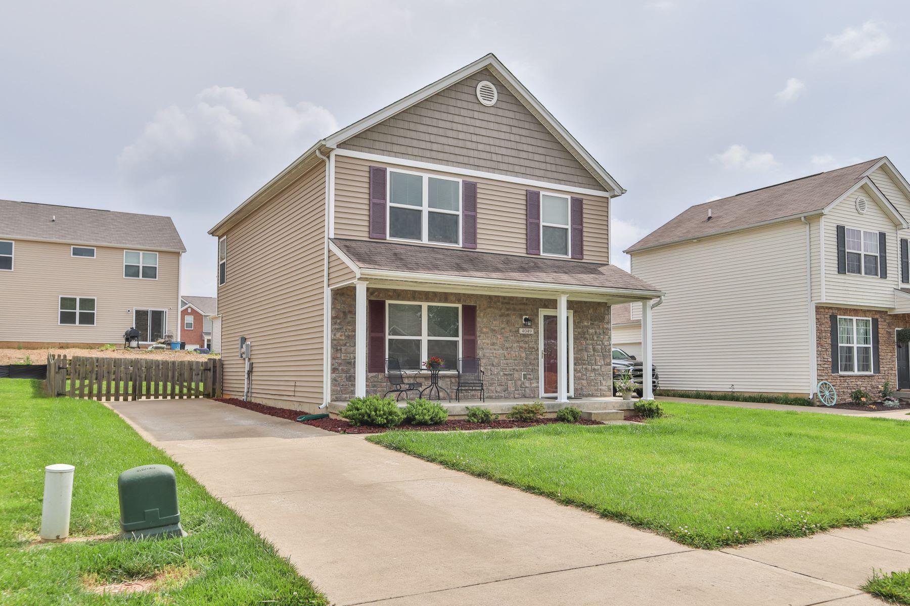single family homes por un Venta en 4049 Firestone Way Shelbyville, Kentucky 40065 Estados Unidos