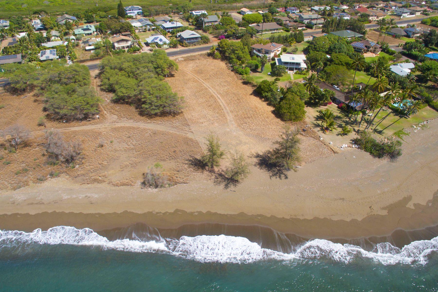 Mark för Försäljning vid Kekaha Beach Front Kaumualii Hwy, Kekaha, Hawaii 96752 Förenta staterna