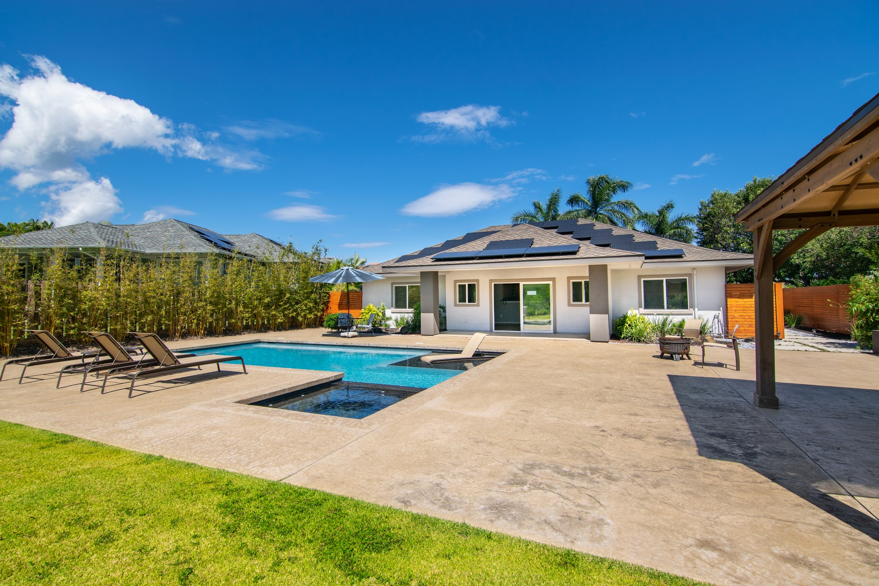Single Family Home for Active at Backyard Oasis with Pool in Gated Central Maui Location 11 Keoneloa Street Wailuku, Hawaii 96798 United States