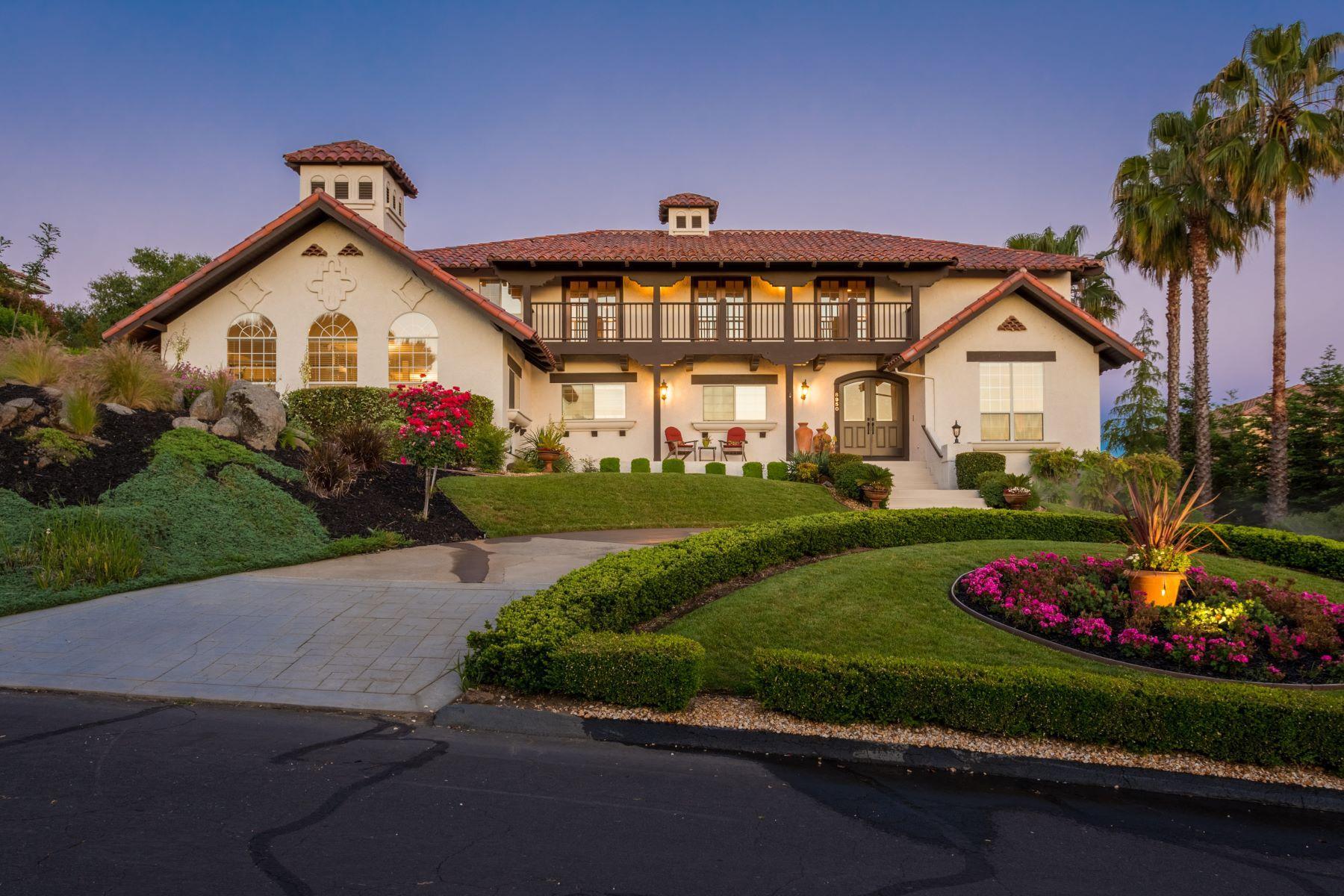 Single Family Home for Sale at 8950 Vista De Lago Ct, Granite Bay, CA 95746 Granite Bay, California 95746 United States