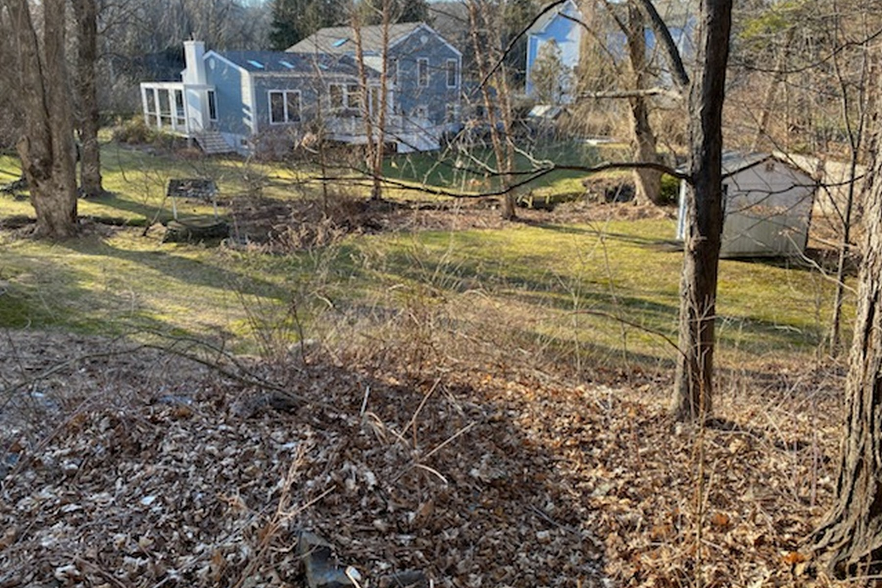 Land for Active at Build Your Dream Home 25 Bedford Road Pleasantville, New York 10570 United States