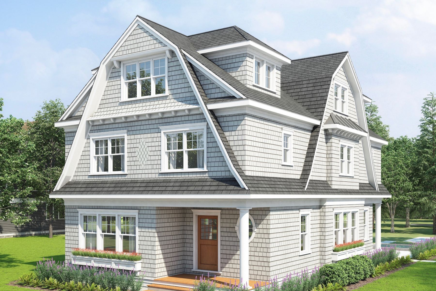 Single Family Homes for Active at New Rice and Brown Construction 401 Philadelphia Boulevard Sea Girt, New Jersey 08750 United States