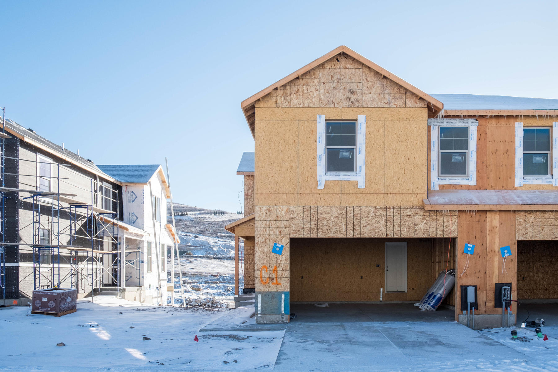 Additional photo for property listing at New Wasatch Springs Townhouse Close to Park City 1052  W Cattail #E1 Heber City, Utah 84032 États-Unis