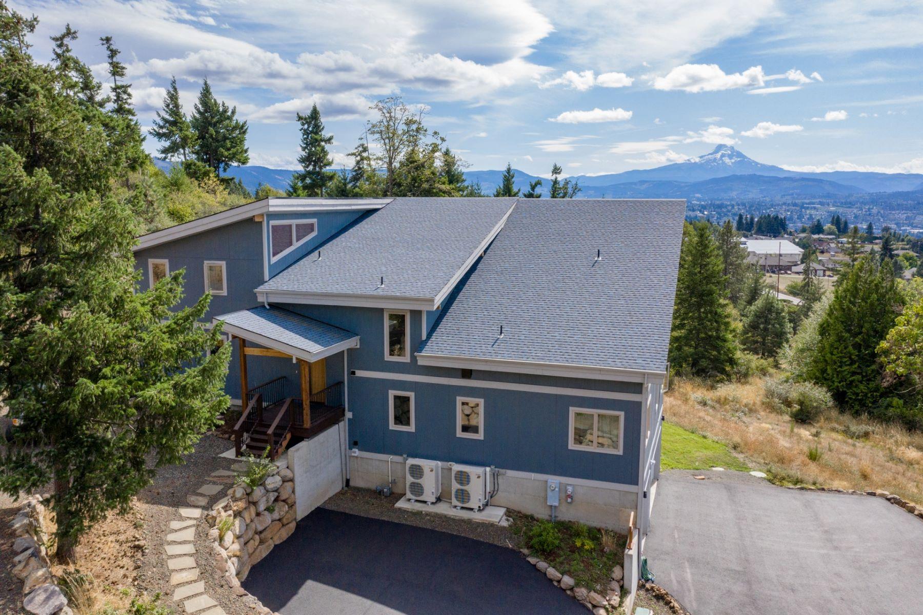 Single Family Homes for Sale at 1455 Catilina Lane 1455 Catalina Lane White Salmon, Washington 98672 United States