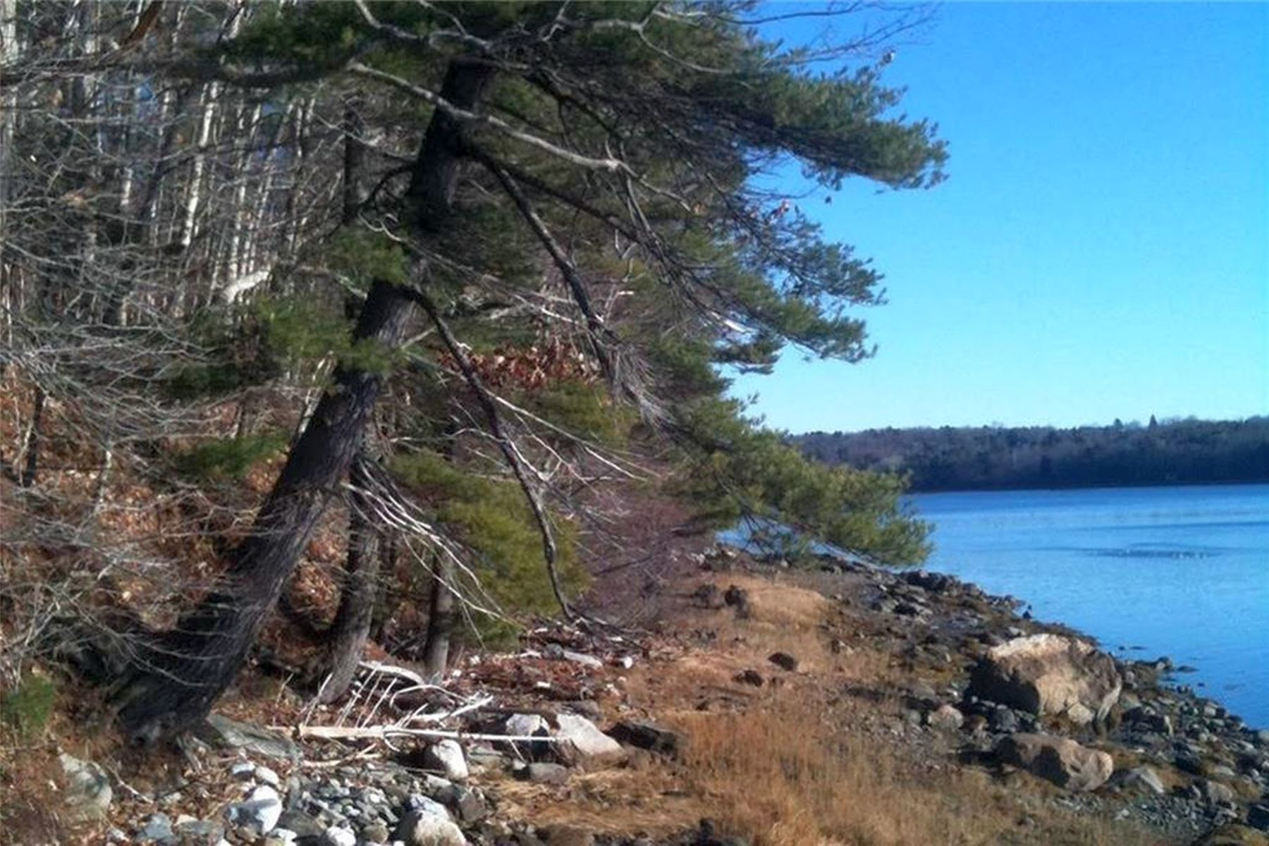 Land for Sale at Perkins Point Road Newcastle, Maine 04553 United States