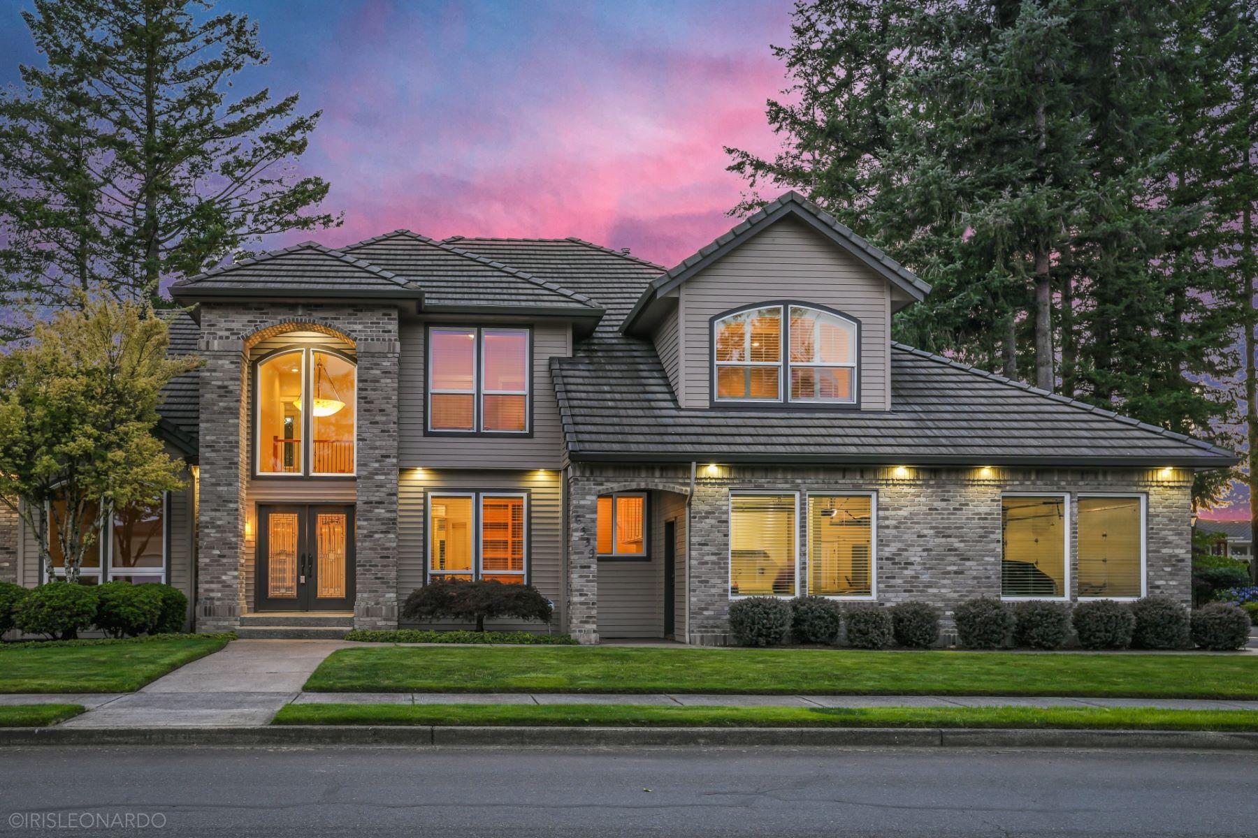 Single Family Homes for Sale at 6339 NW Michaelbrook Lane Camas, Washington 98607 United States