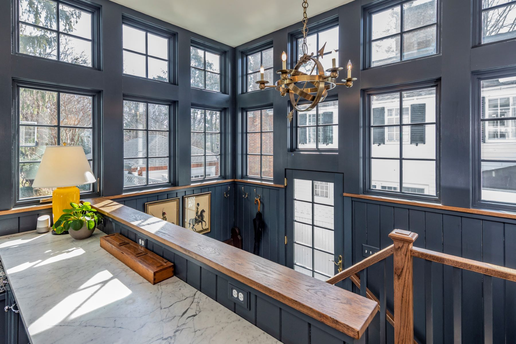 Additional photo for property listing at Artfully Renovated Period Home, Right in Town 114 Mercer Street, Princeton, New Jersey 08540 United States