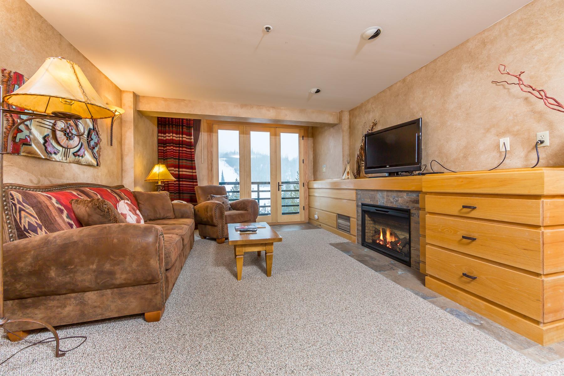 Кондоминиум для того Продажа на Shoshone Condo 1973 40 Big Sky Resort Road, Unit 1973, Big Sky, Монтана, 59716 Соединенные Штаты
