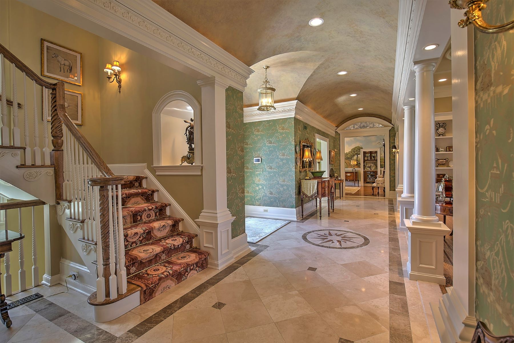 Additional photo for property listing at Mountaintop Manor 141 Mountain Top Road Bernardsville, New Jersey 07924 United States