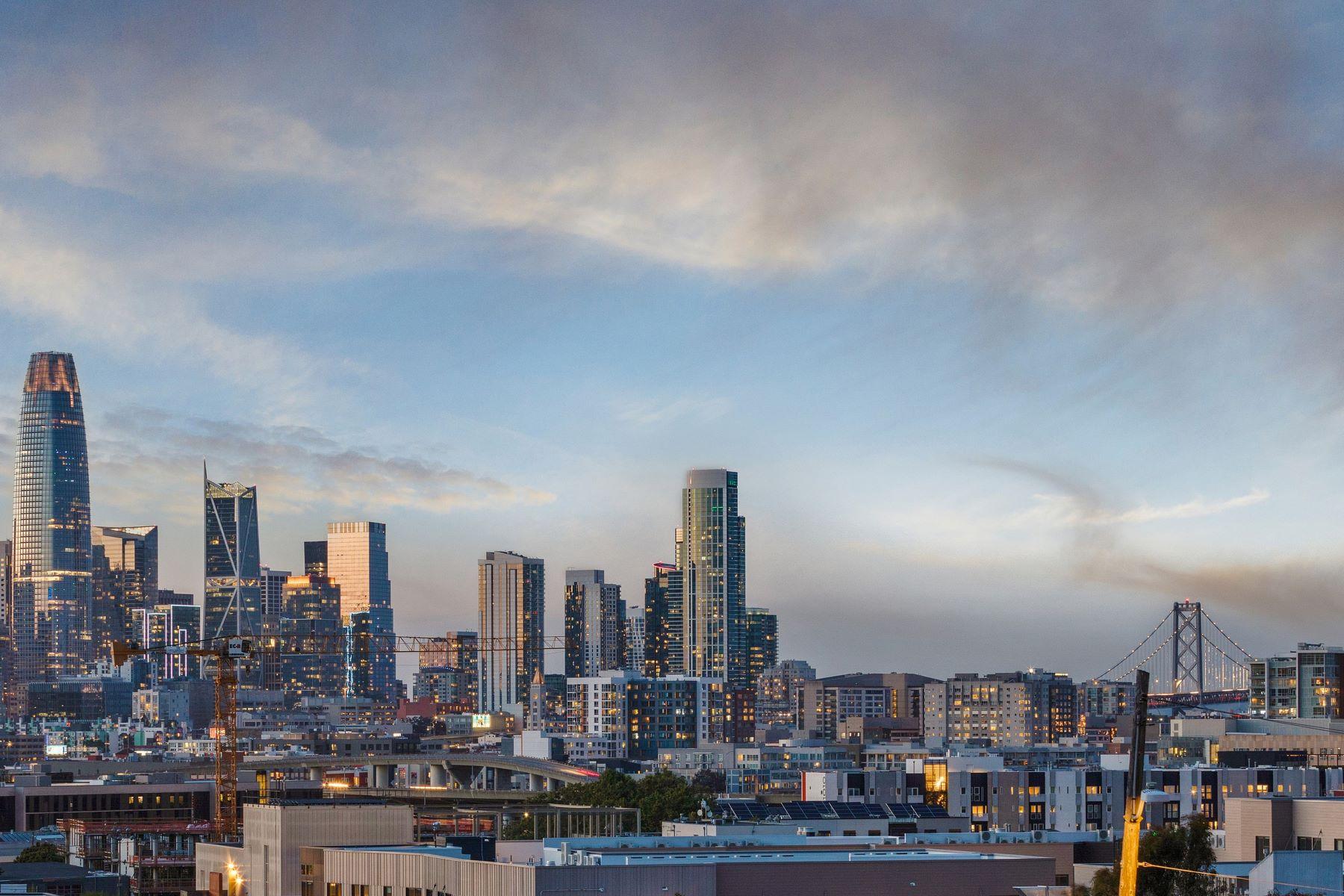 Condominiums for Sale at Breathtaking Views From Potrero Hill 625 Carolina Street San Francisco, California 94107 United States