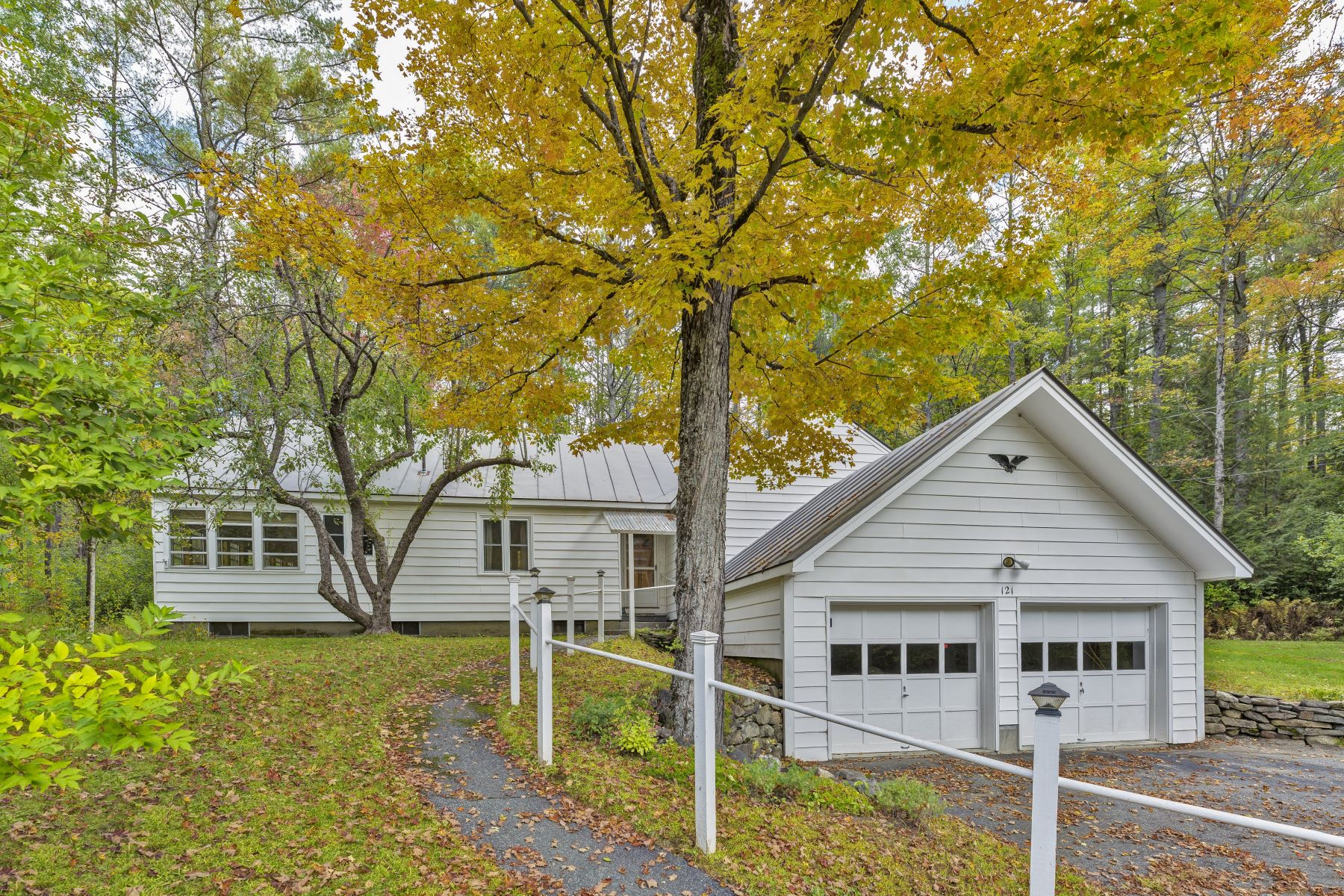 Single Family Homes for Sale at Lebanon Ranch and Acreage 121 Slayton Hill Rd Lebanon, New Hampshire 03766 United States