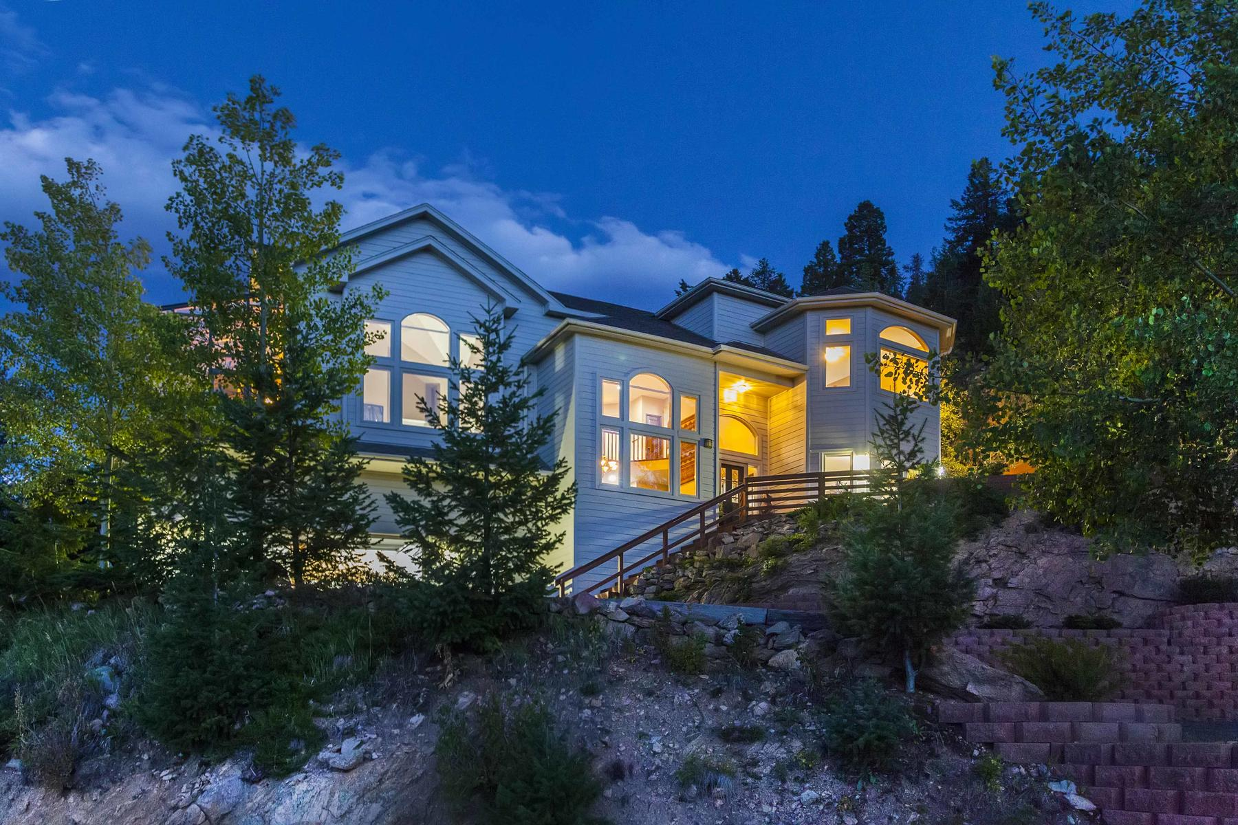 Single Family Homes for Active at 6798 Berry Bush Lane Evergreen, Colorado 80439 United States