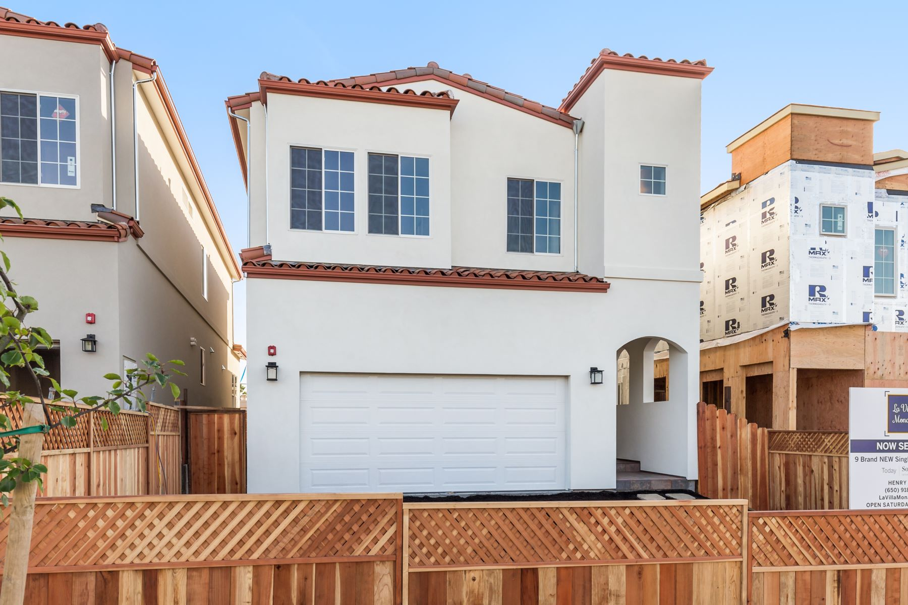 Single Family Home for Sale at Brand New Contemporary Luxurious Smart Home 448 B Street Colma, California 94014 United States