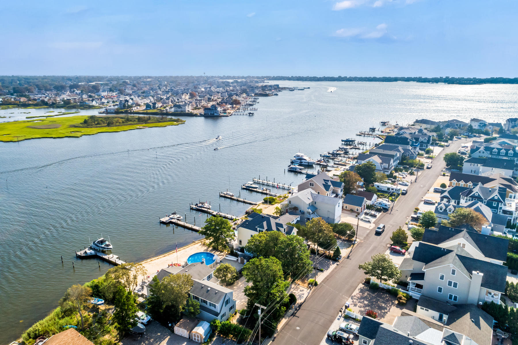 Single Family Homes for Active at Beautiful Private Waterfront Community 782 North Drive Brick, New Jersey 08724 United States