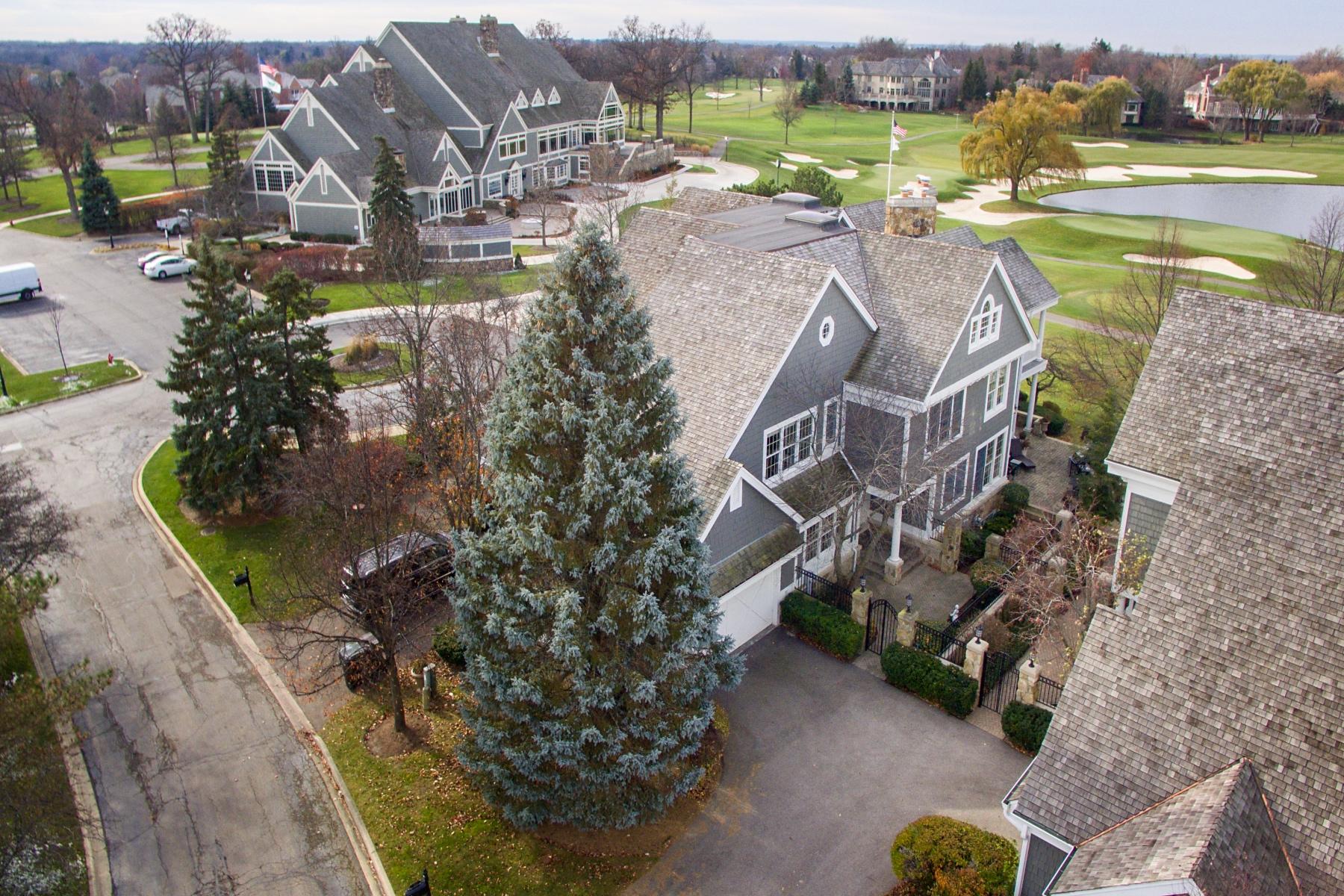 獨棟家庭住宅 為 出售 在 102 Clubhouse Wynstone North Barrington 102 Clubhouse Drive North Barrington, 伊利諾斯州, 60010 美國