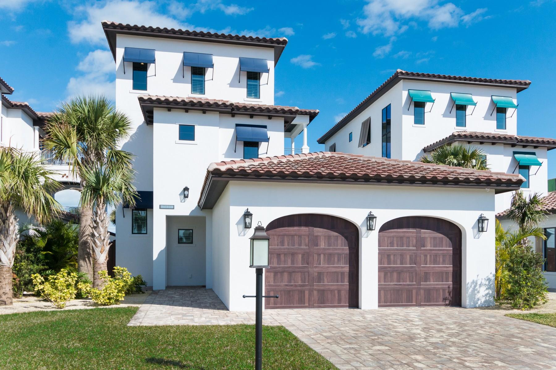 Maison unifamiliale pour l à vendre à Matanilla Reef at Aquarina 7431 Matanilla Reef Way, Melbourne Beach, Florida, 32951 États-Unis