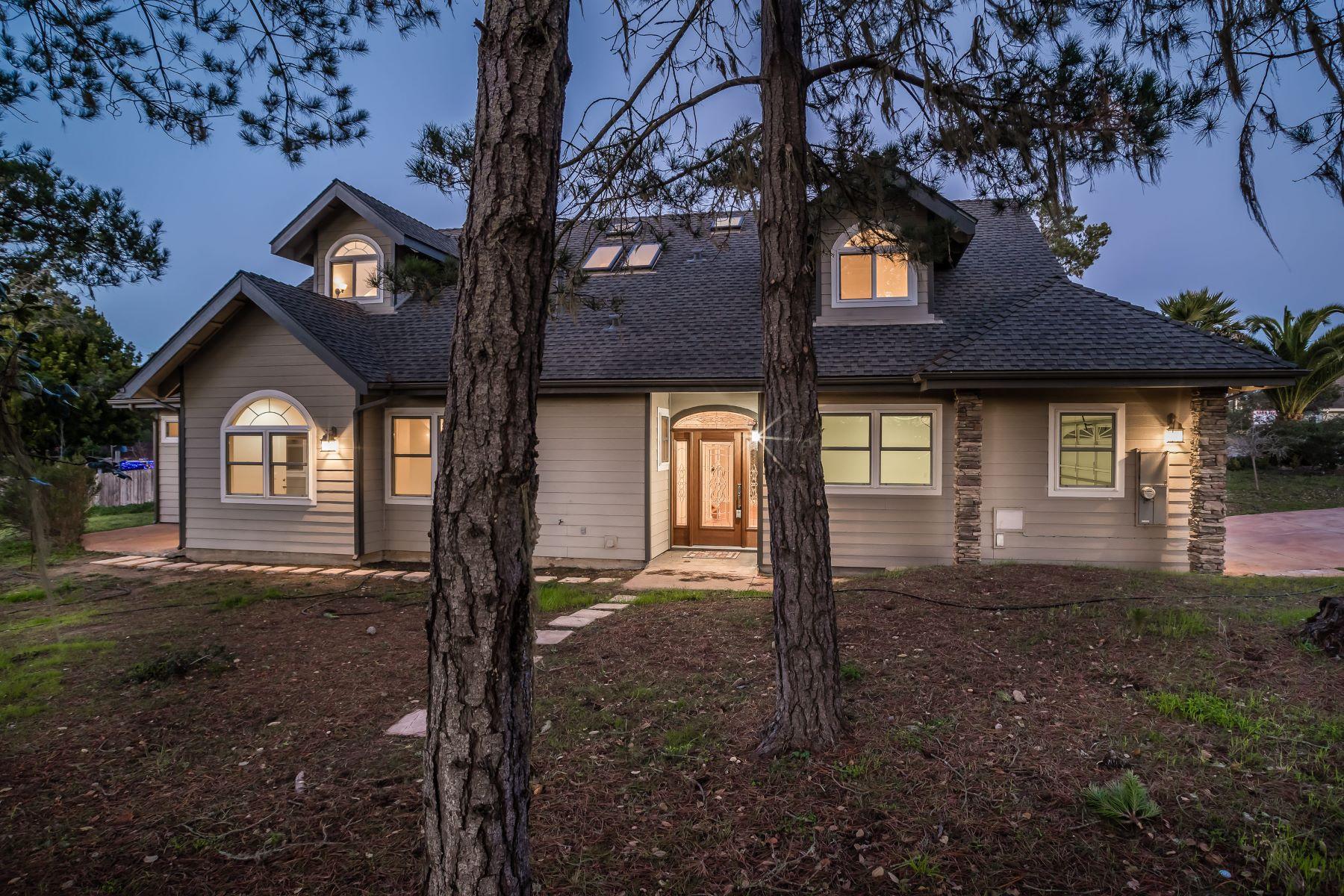 Single Family Homes for Sale at A Cambria Beauty 2825 Burton Drive Cambria, California 93428 United States