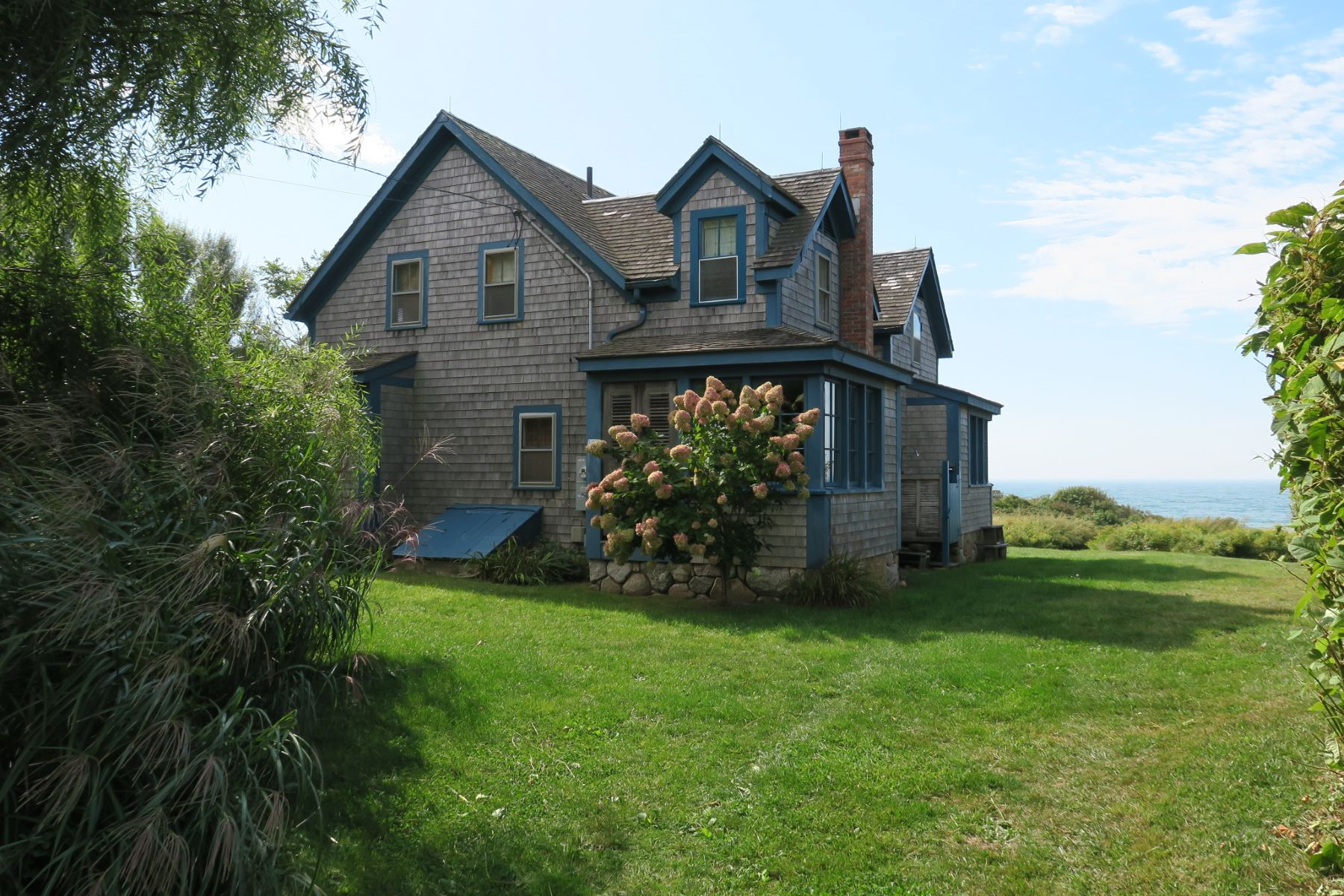 Single Family Homes for Sale at Park 956 off Dorrie's Cove Road Block Island, Rhode Island 02807 United States