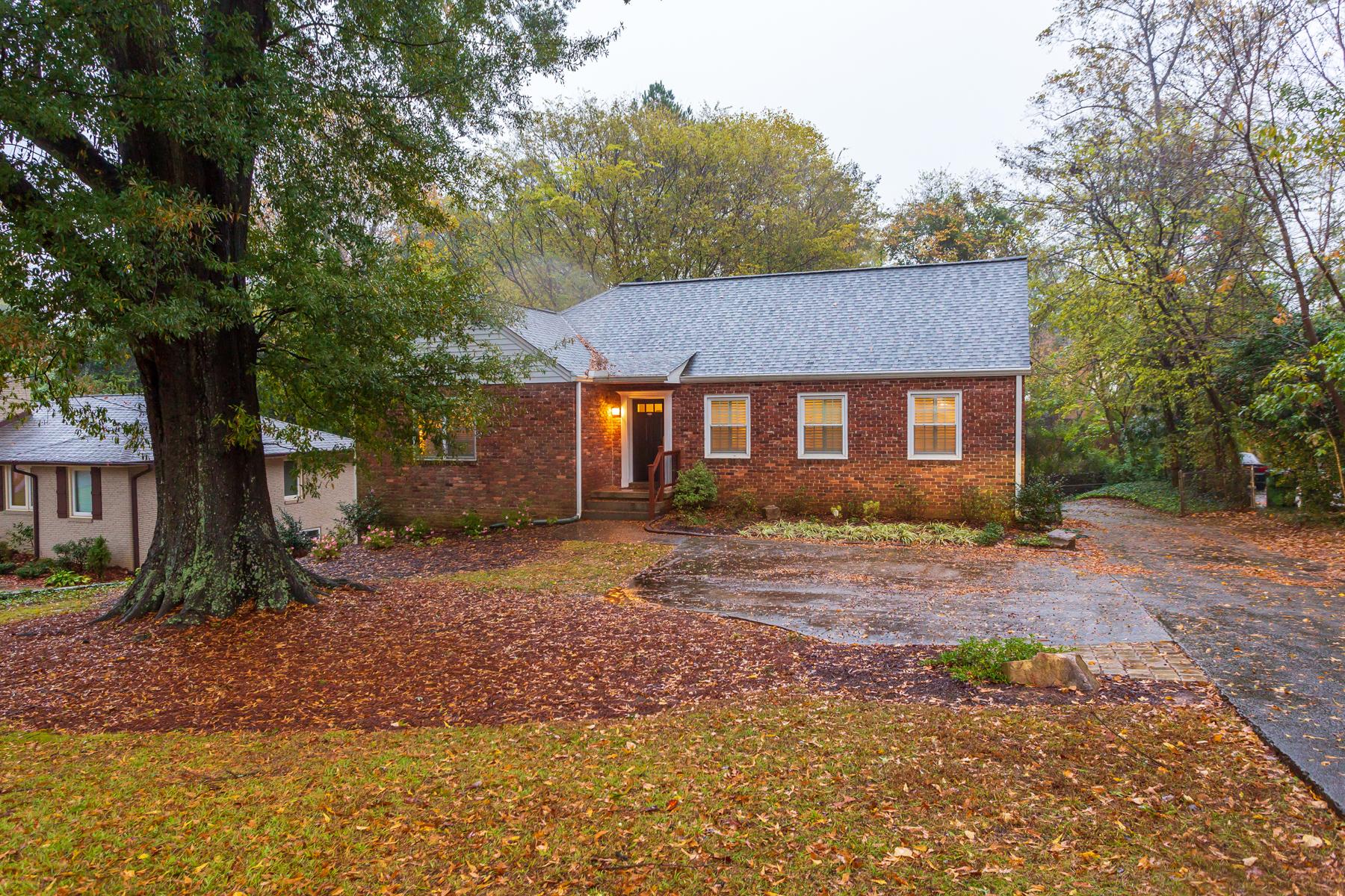 Μονοκατοικία για την Πώληση στο Lavista Park Cottage 2453 Elizabeth Ann Lane NE Atlanta, Γεωργια 30324 Ηνωμενεσ Πολιτειεσ