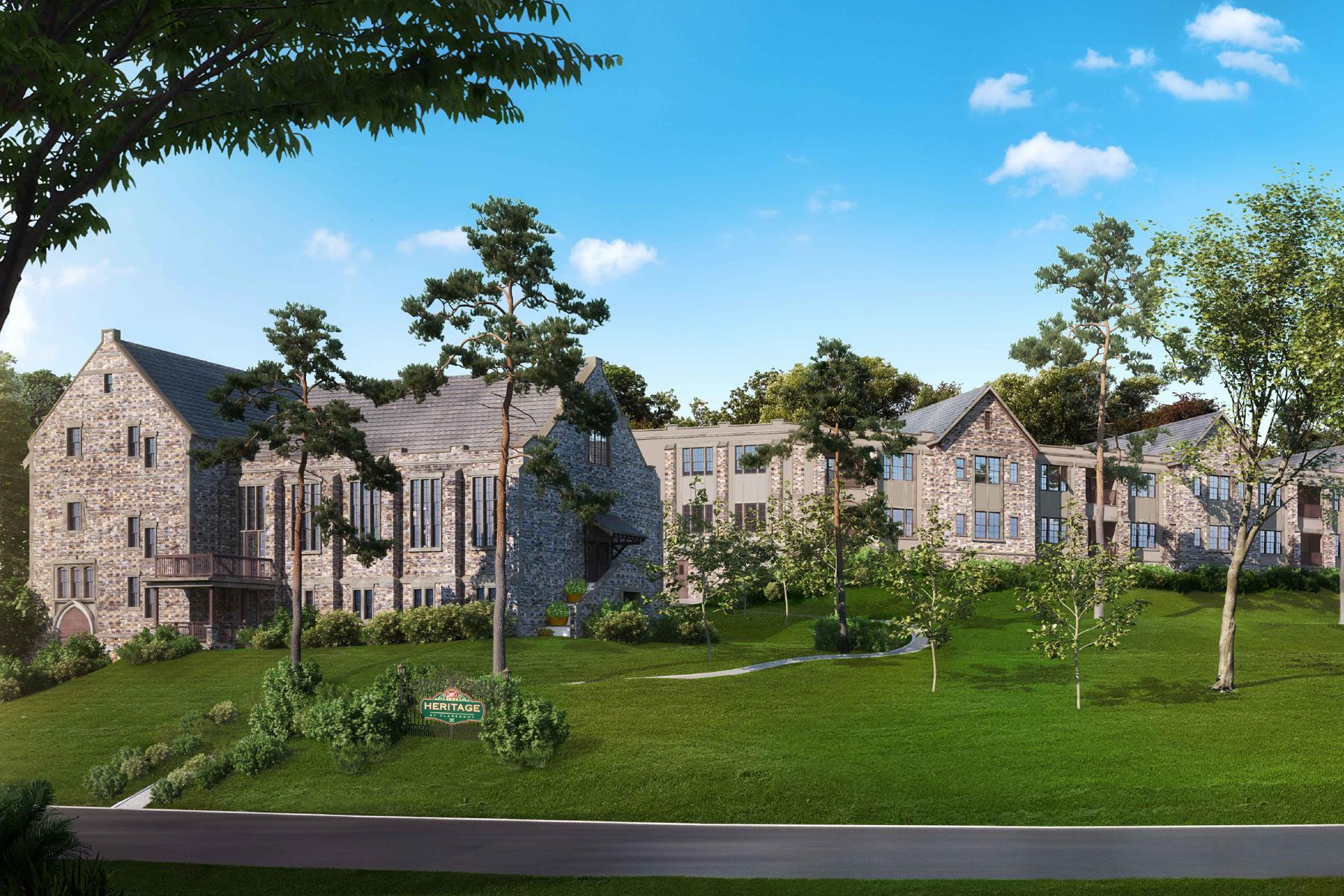 Condominiums للـ Sale في The Heritage at Claremont 80 Claremont Road, Residence 206, Bernardsville, New Jersey 07924 United States