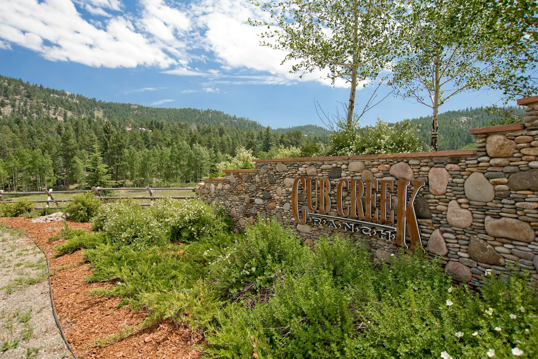 Land for Active at Exclusive Cub Creek Ranch Community 6303 Little Cub Creek Road Evergreen, Colorado 80439 United States