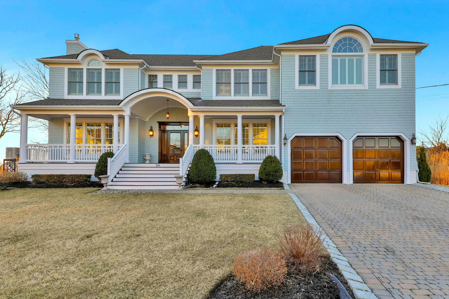 single family homes for Sale at LIVE WATERFRONT 30 Columbus Drive, Monmouth Beach, New Jersey 07750 United States