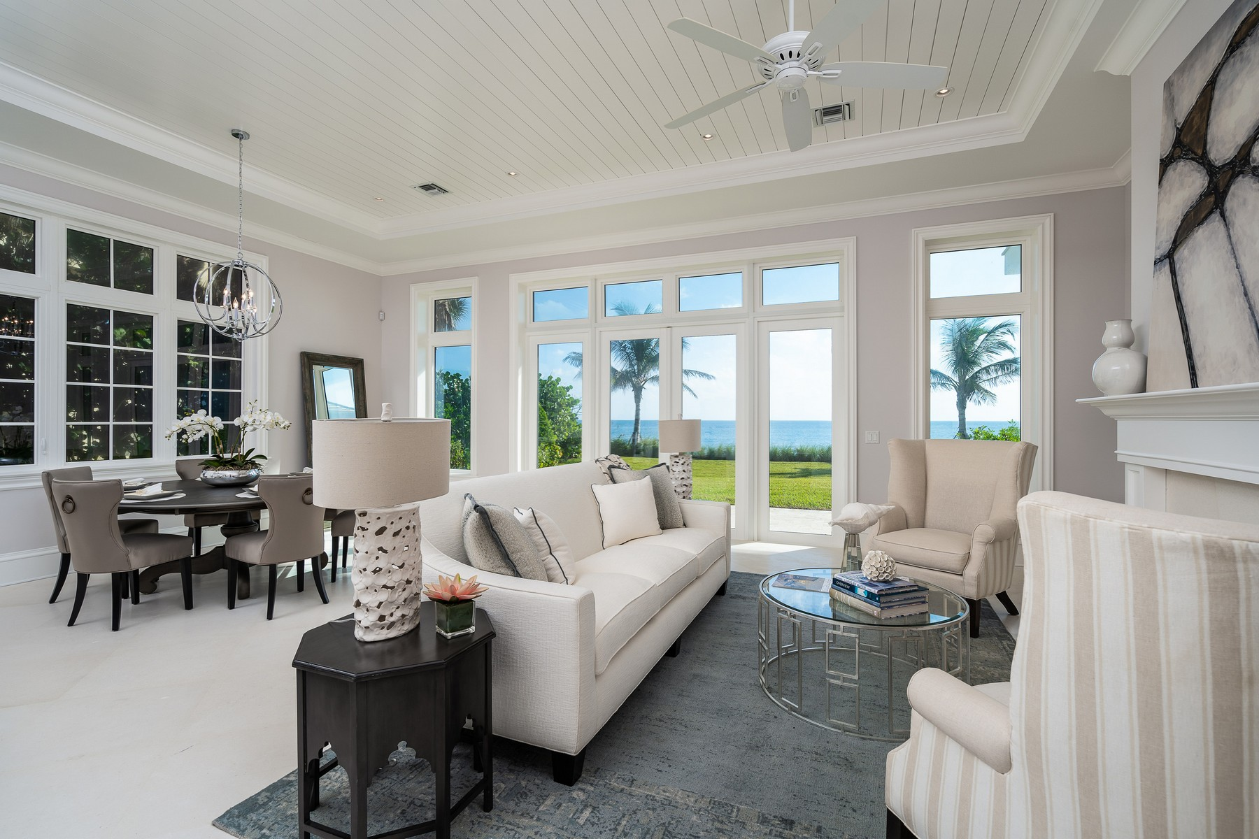 共管物業 為 出售 在 Luxurious Oceanfront Townhome 4798 Highway A1A Vero Beach, 佛羅里達州 32963 美國
