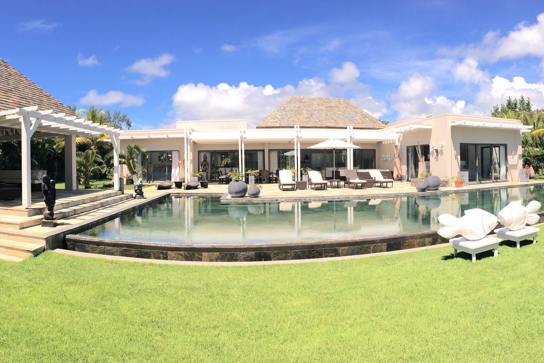 Single Family Home for Sale at Solaia 2503, Golf View Villa Other Riviere Du Rempart, Riviere Du Rempart Mauritius