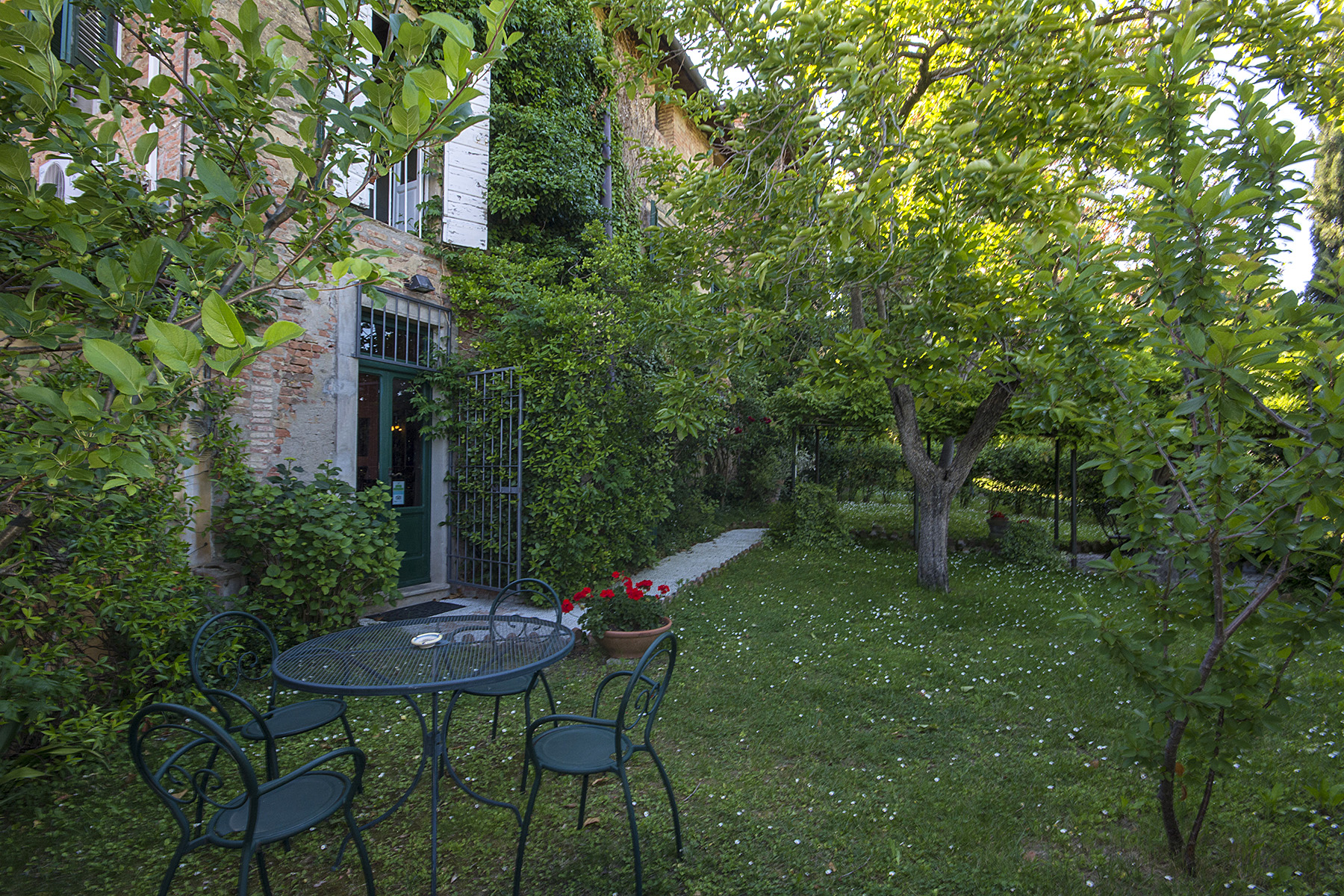 Single Family Home for Sale at Beautiful 19th century villa in the medieval village of Palaia Palaia, Pisa Italy