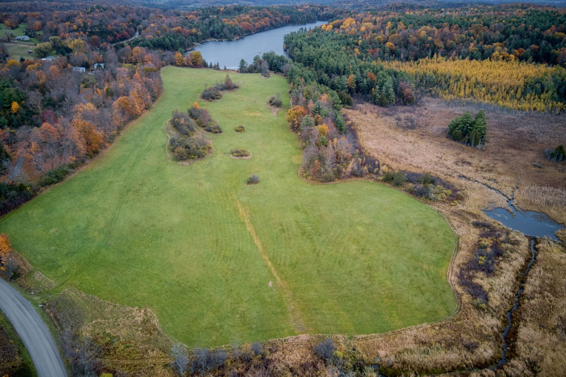 Land for Sale at Pristine Land to Build on Long Pond 660 Beebe Hill Rd Milton, Vermont 05468 United States