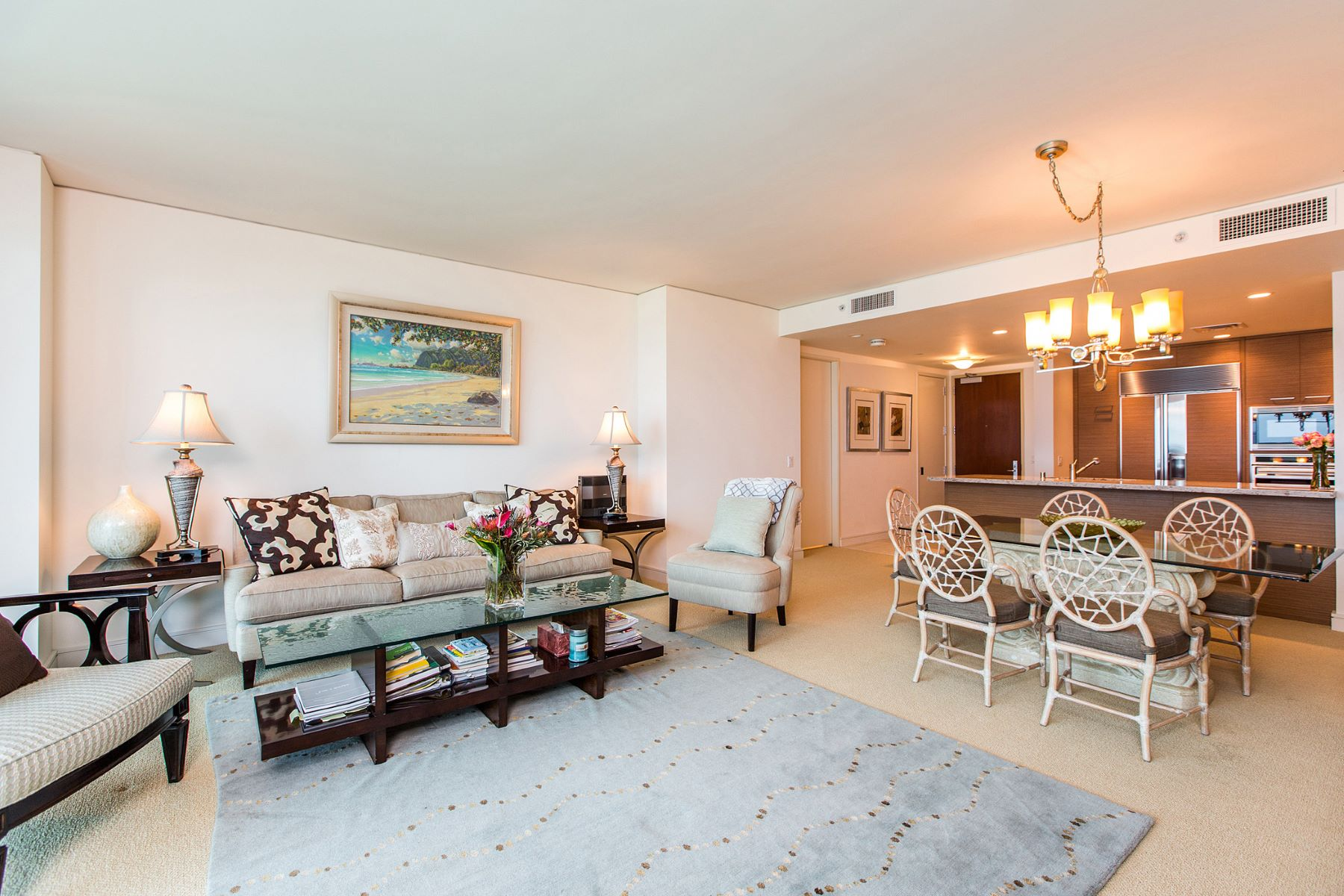 Additional photo for property listing at Premier Ocean Views 1288 Ala Moana Boulevard #29E Honolulu, Hawaii 96814 United States