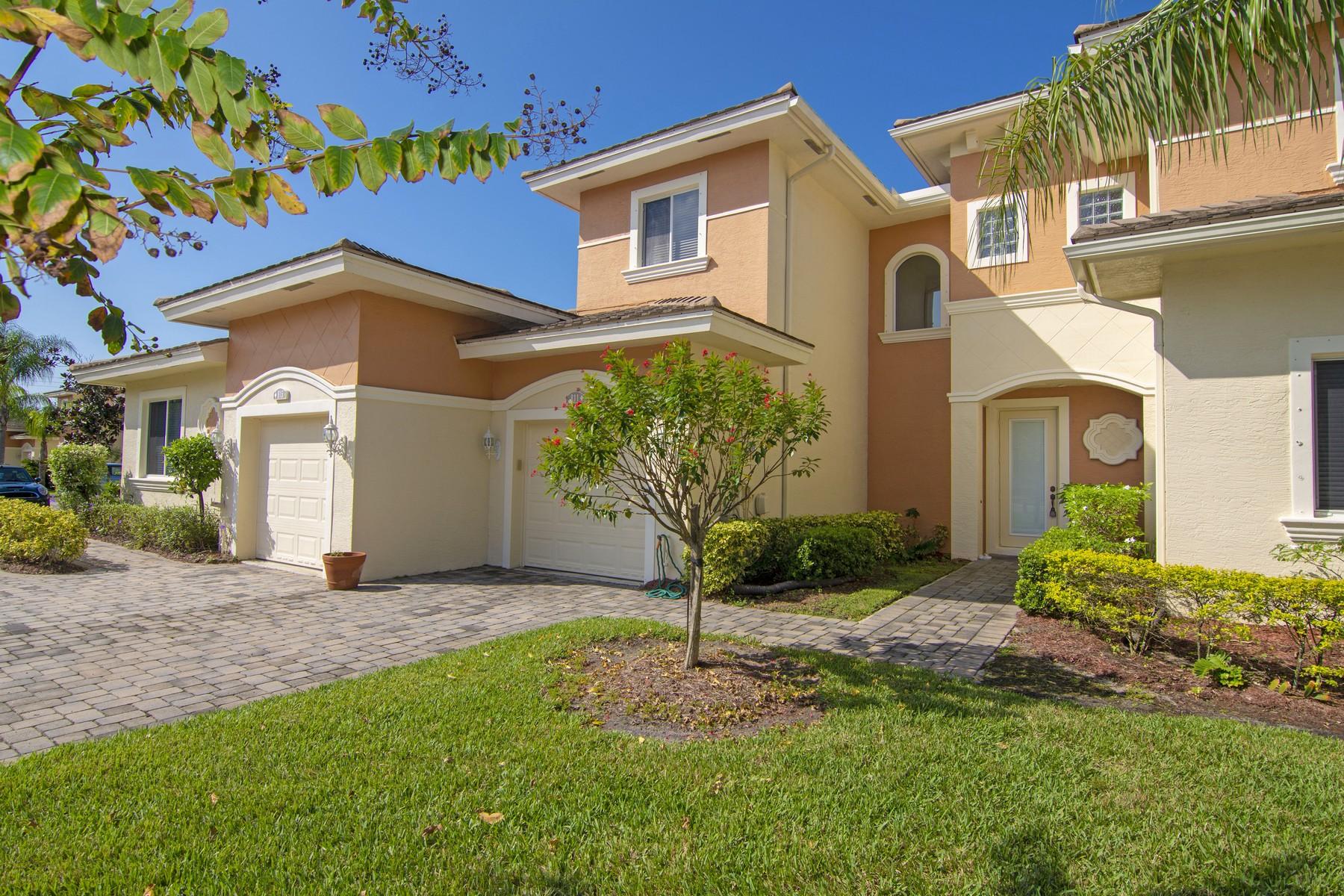Fantastic Townhouse Opportunity 811 Middleton Drive SW Vero Beach, Florida 32962 Estados Unidos