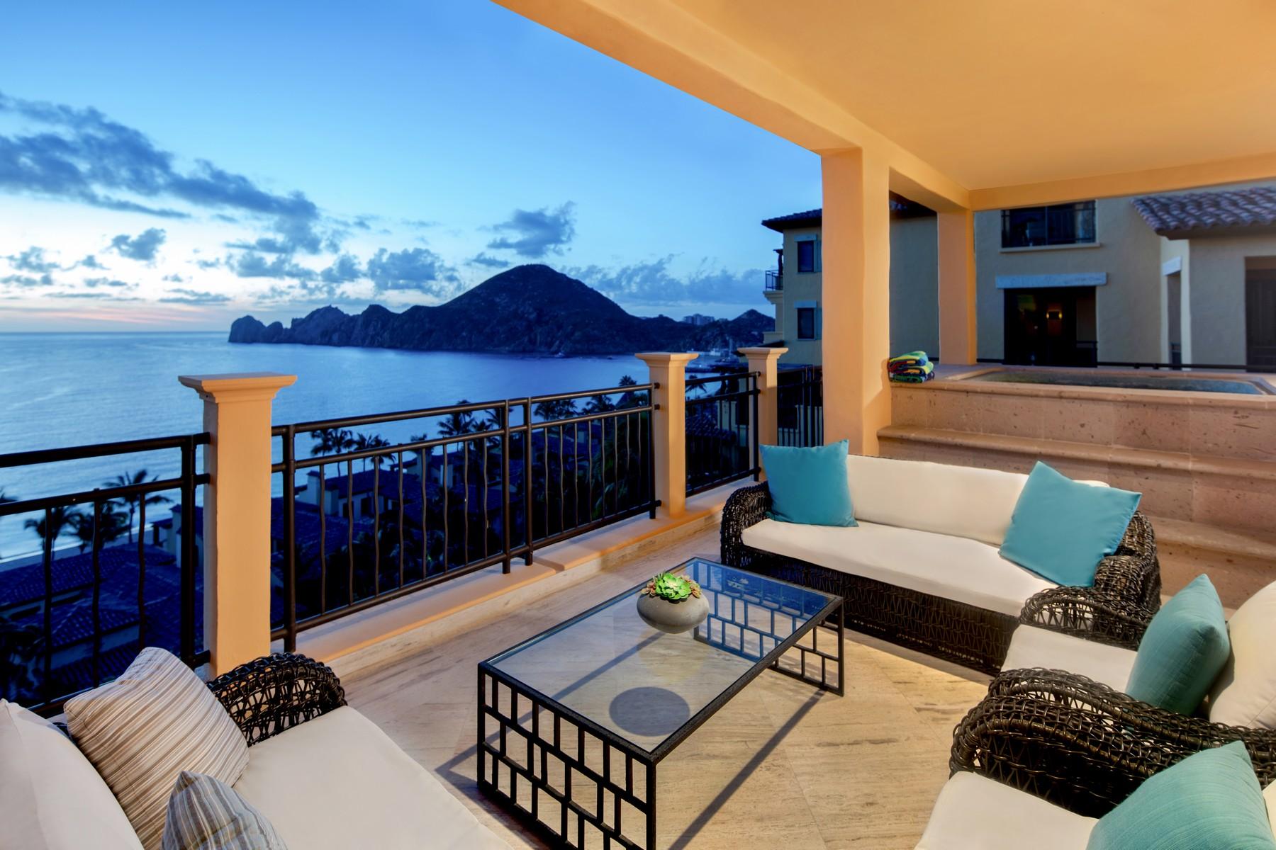 Condominiums för Hyra vid Peace Penthouse 3-502 Hacienda Beach Club and Residences Cabo San Lucas, Baja California Sur 23453 Mexiko
