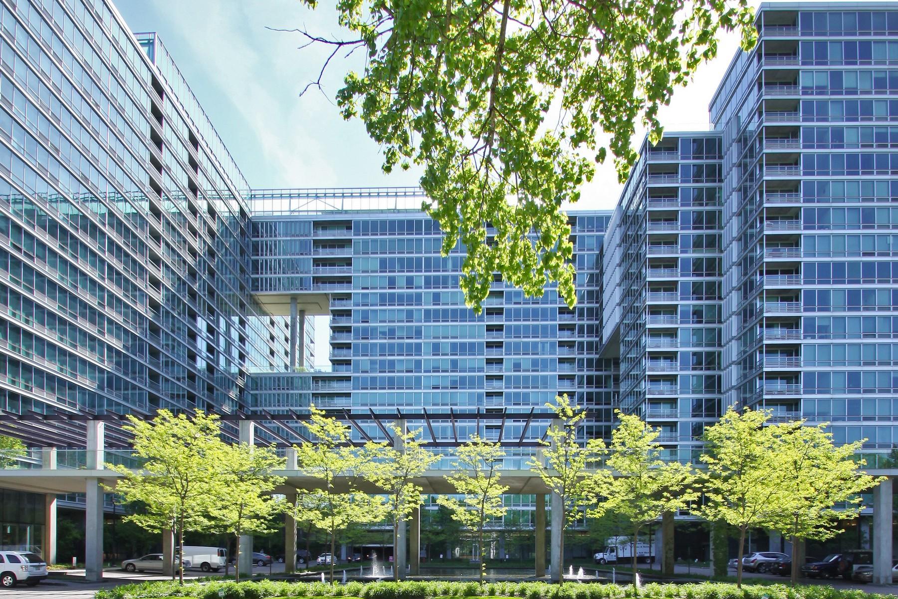 Condominium for Sale at Magnificent Penthouse 9655 Woods Drive Unit 1910 Skokie, Illinois 60077 United States