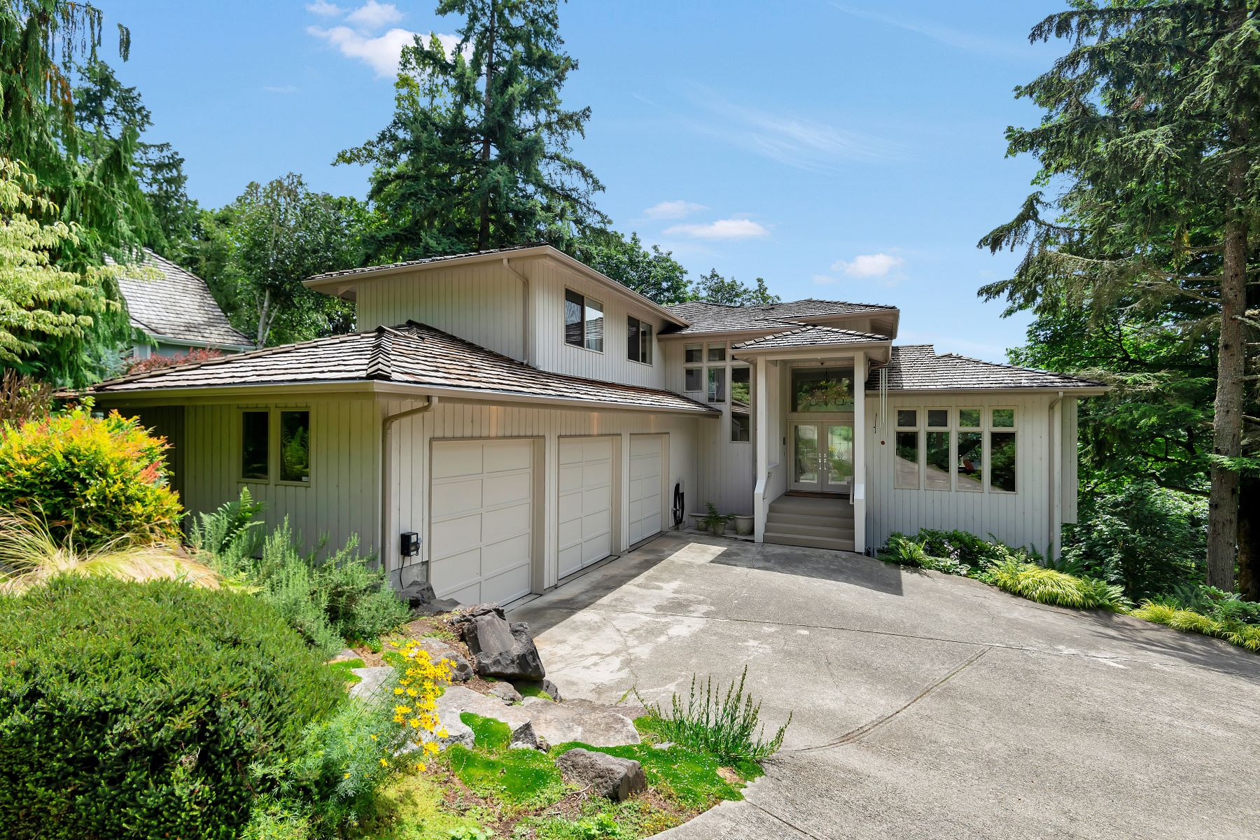 Single Family Homes for Sale at South Firs Issaquah 13032 204th Place SE Issaquah, Washington 98027 United States