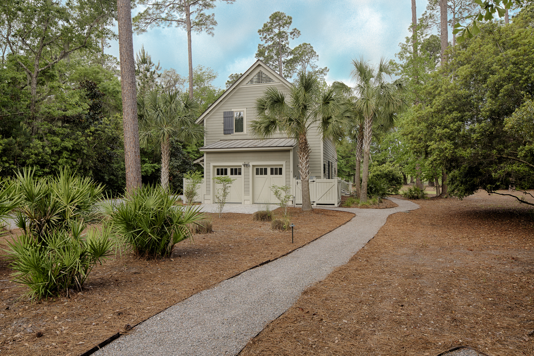 Single Family Home for Sale at 5 Plum Thicket 5 Plum Thicket Road Palmetto Bluff, Bluffton, South Carolina, 29910 United States